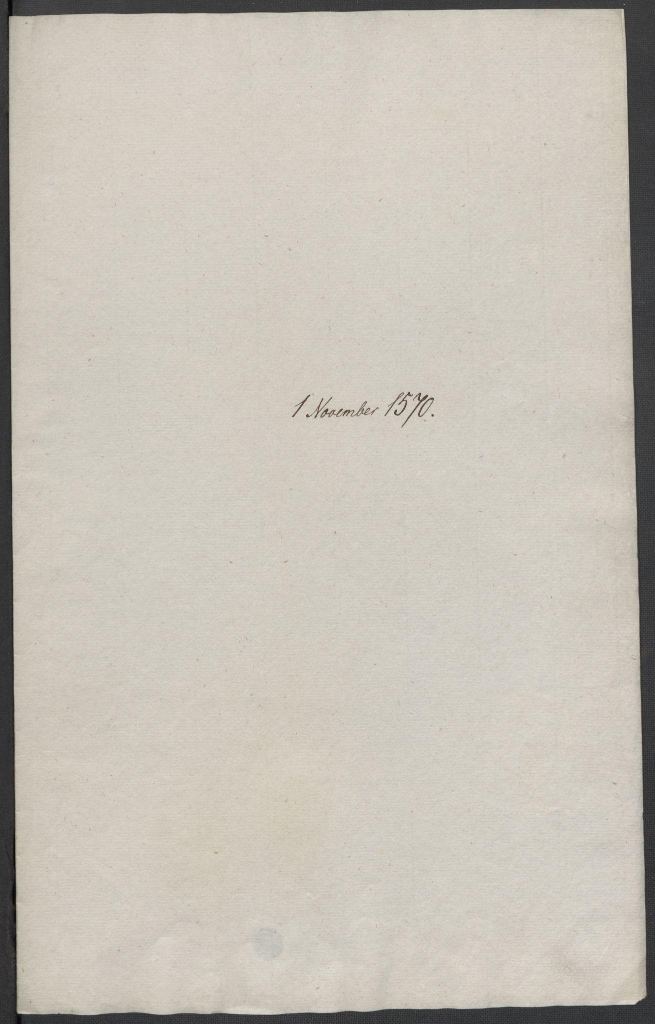 RA, Riksarkivets diplomsamling, F02/L0075: Dokumenter, 1570-1571, s. 39