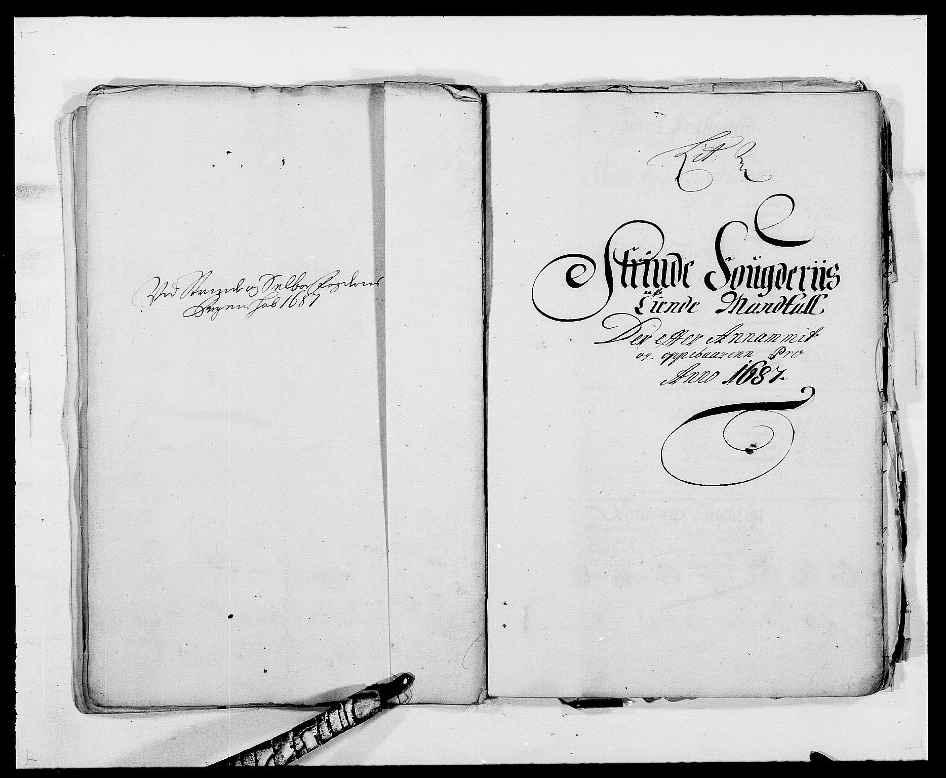 RA, Rentekammeret inntil 1814, Reviderte regnskaper, Fogderegnskap, R61/L4101: Fogderegnskap Strinda og Selbu, 1687-1688, s. 120