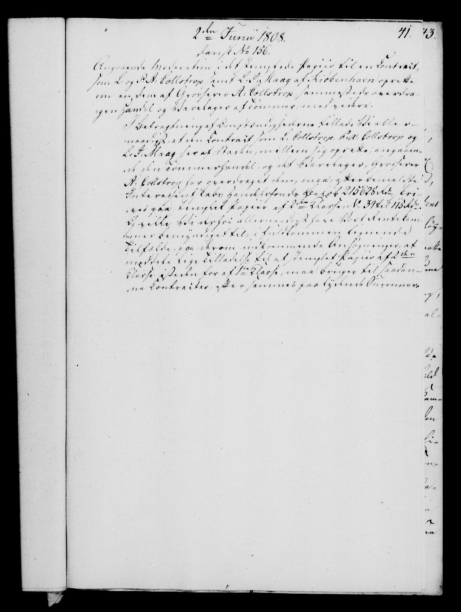 RA, Rentekammeret, Kammerkanselliet, G/Gf/Gfa/L0090: Norsk relasjons- og resolusjonsprotokoll (merket RK 52.90), 1808, s. 227