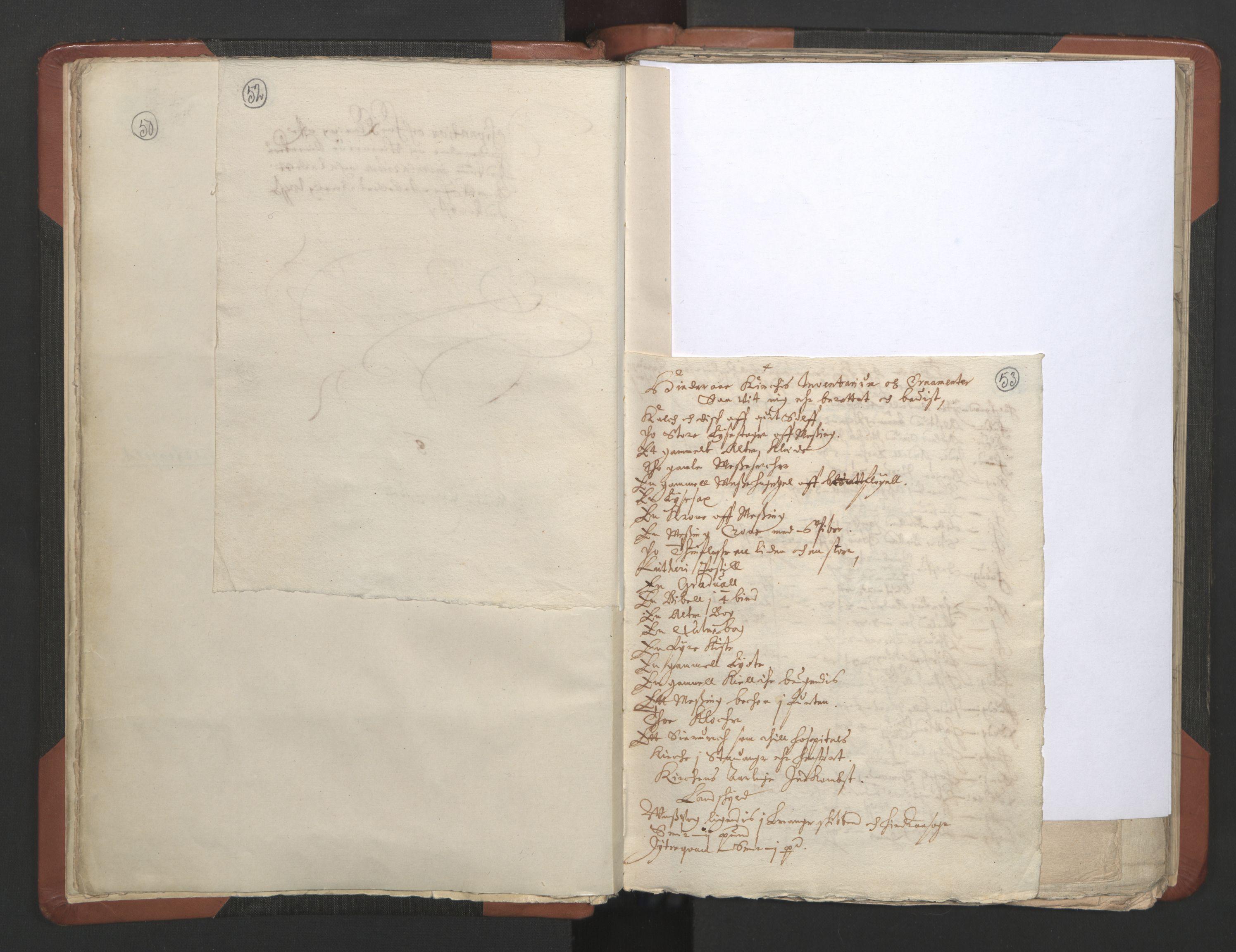 RA, Sogneprestenes manntall 1664-1666, nr. 19: Ryfylke prosti, 1664-1666, s. 52-53