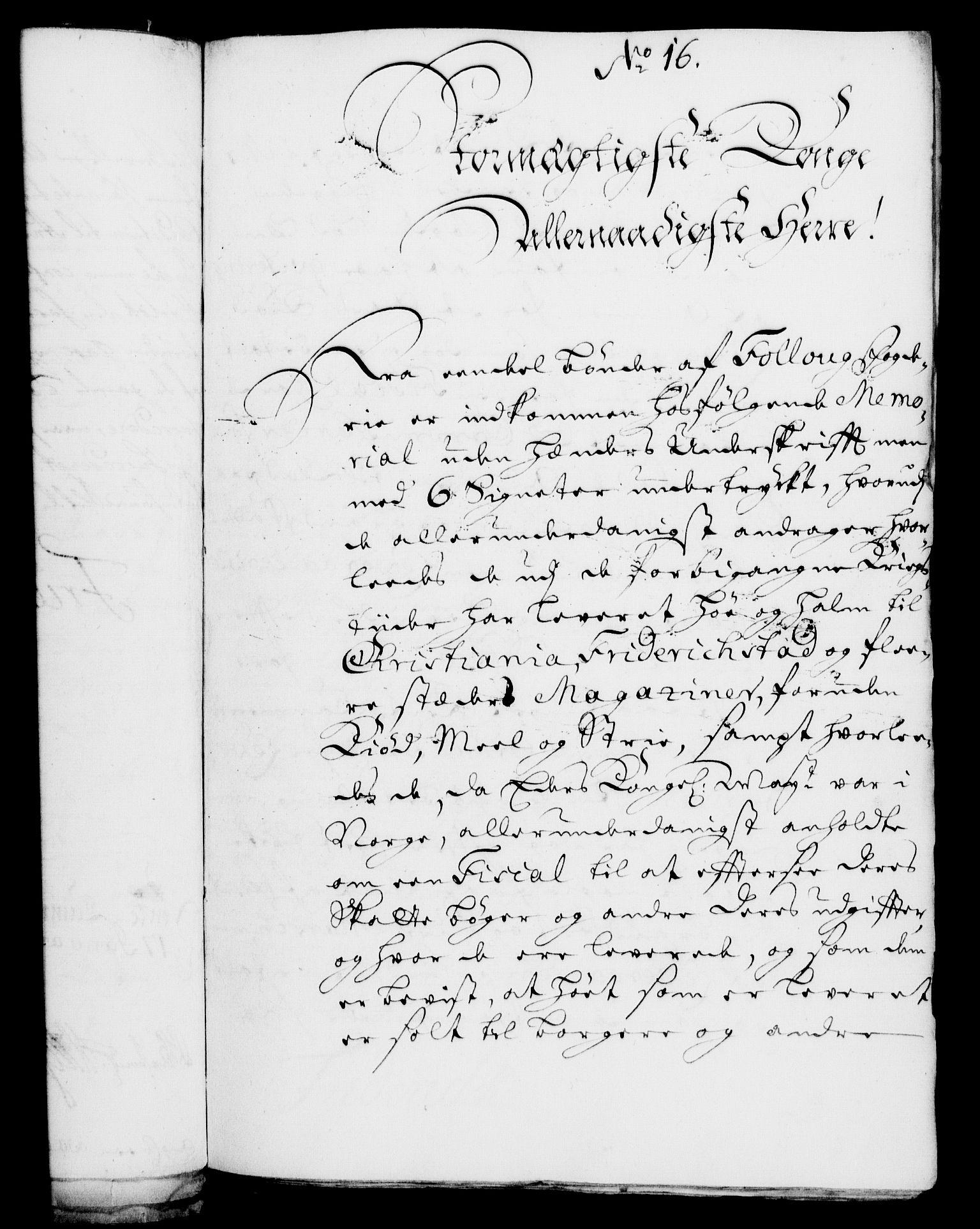 RA, Rentekammeret, Kammerkanselliet, G/Gf/Gfa/L0007: Norsk relasjons- og resolusjonsprotokoll (merket RK 52.7), 1724, s. 169