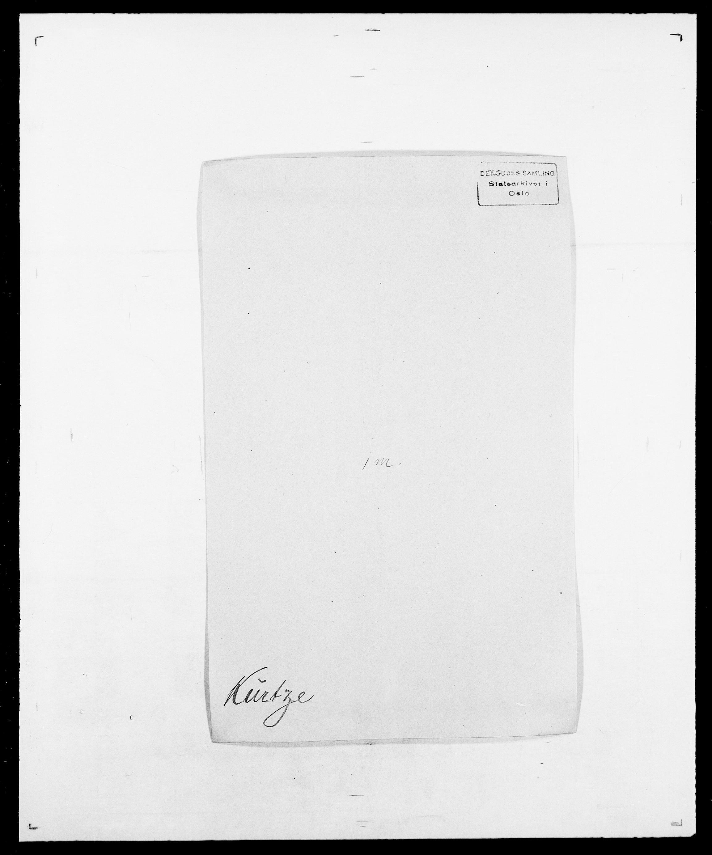 SAO, Delgobe, Charles Antoine - samling, D/Da/L0022: Krog - Lasteen, s. 230