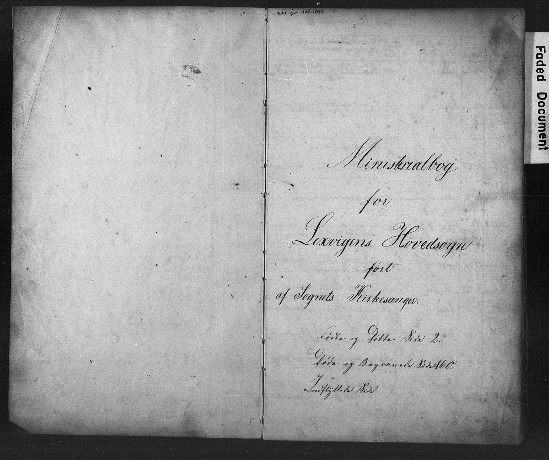 SAT, Ministerialprotokoller, klokkerbøker og fødselsregistre - Nord-Trøndelag, 701/L0018: Klokkerbok nr. 701C02, 1868-1872, s. 1