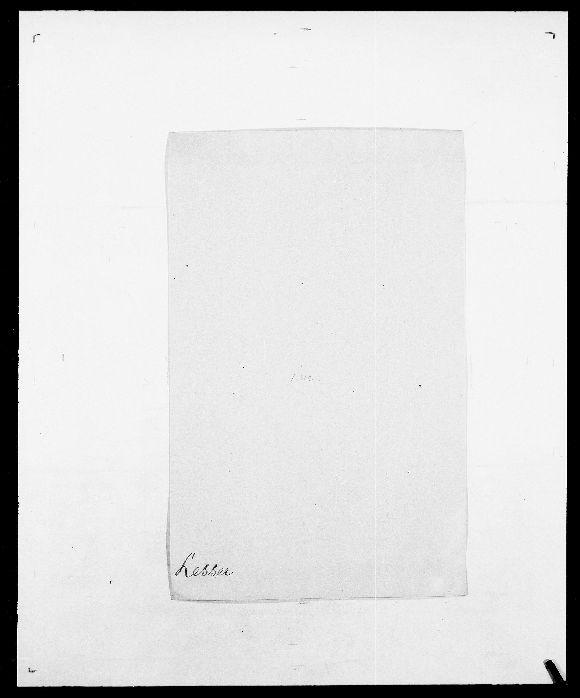 SAO, Delgobe, Charles Antoine - samling, D/Da/L0023: Lau - Lirvyn, s. 255