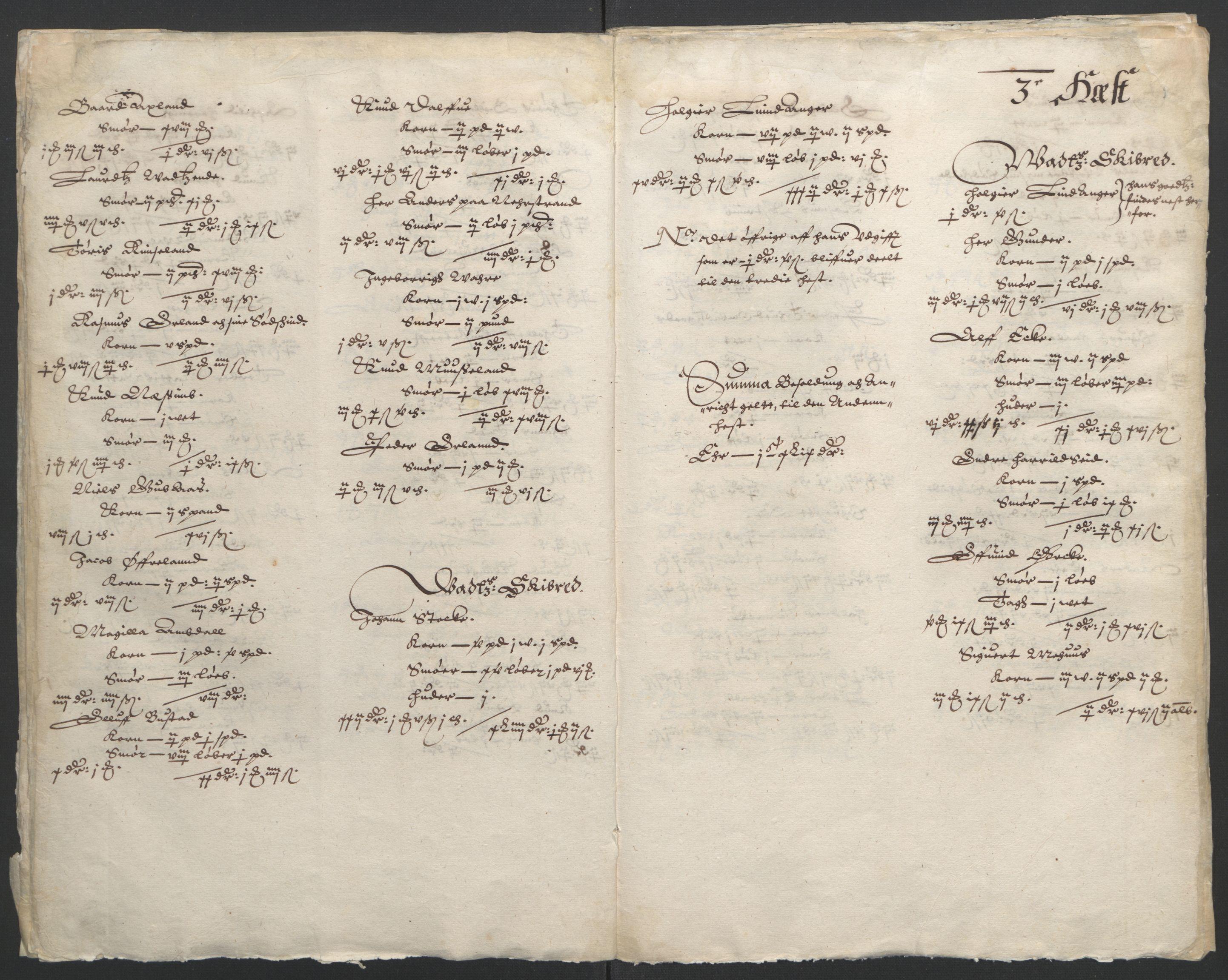 RA, Stattholderembetet 1572-1771, Ek/L0010: Jordebøker til utlikning av rosstjeneste 1624-1626:, 1624-1626, s. 74