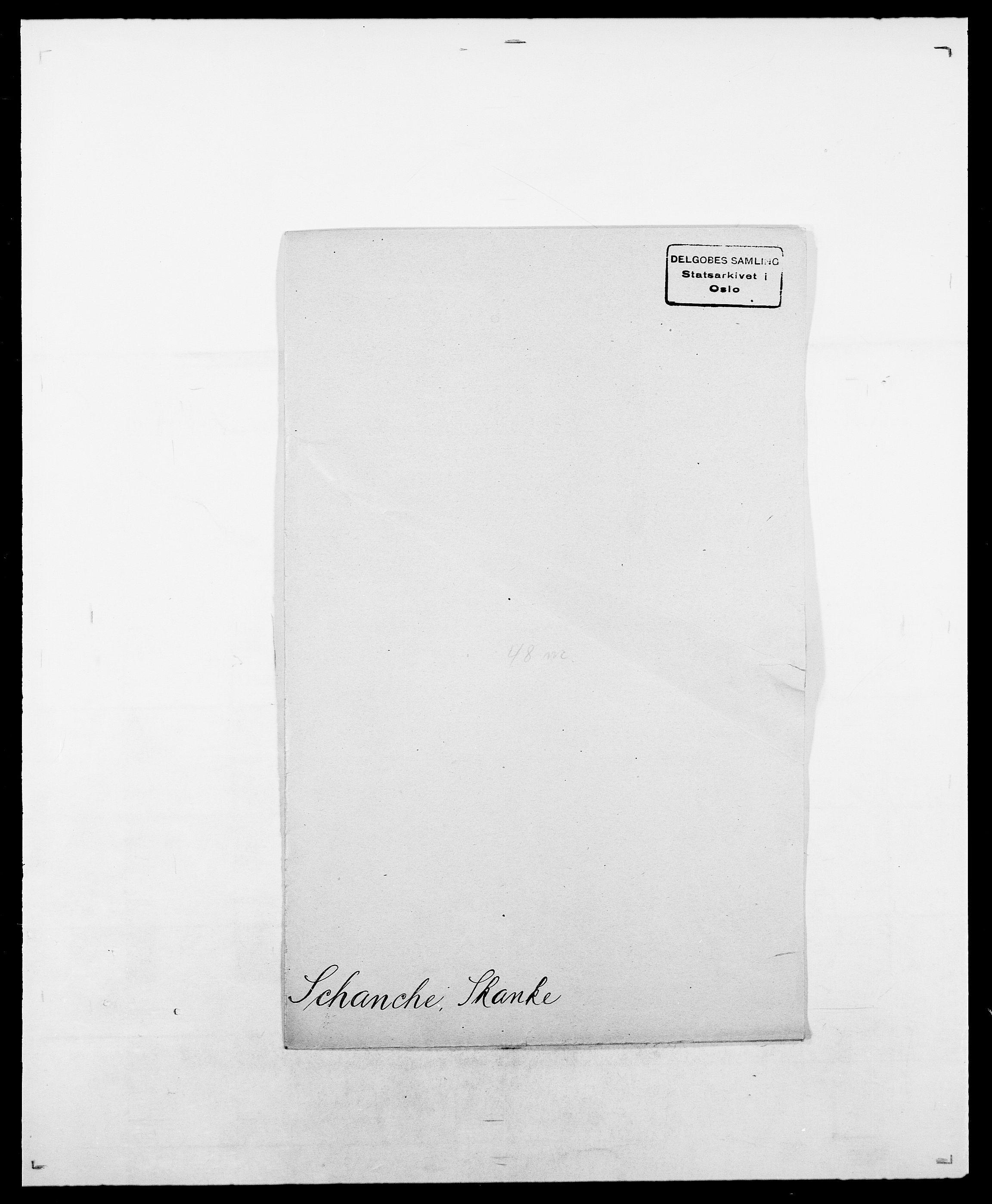 SAO, Delgobe, Charles Antoine - samling, D/Da/L0034: Saabye - Schmincke, s. 328