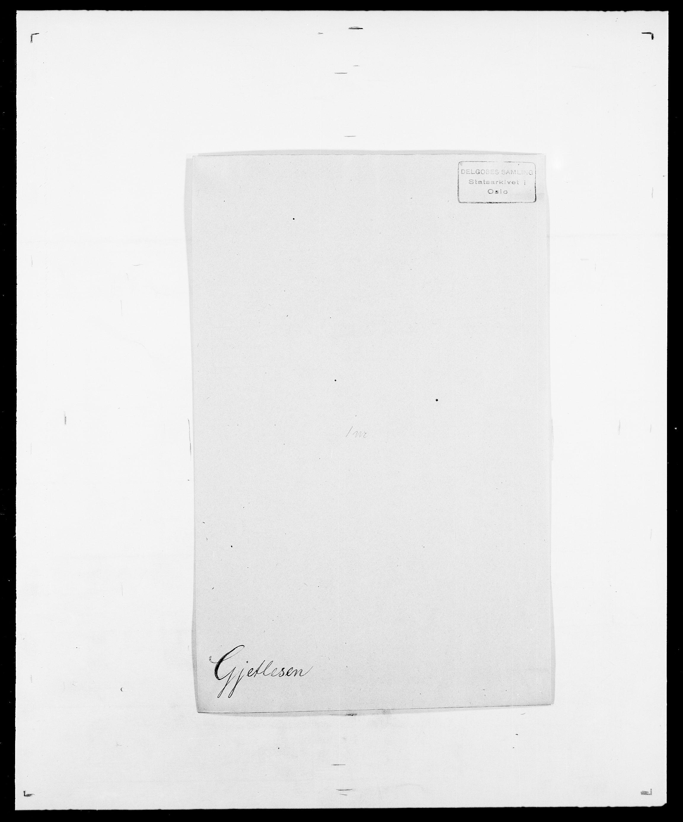SAO, Delgobe, Charles Antoine - samling, D/Da/L0014: Giebdhausen - Grip, s. 202