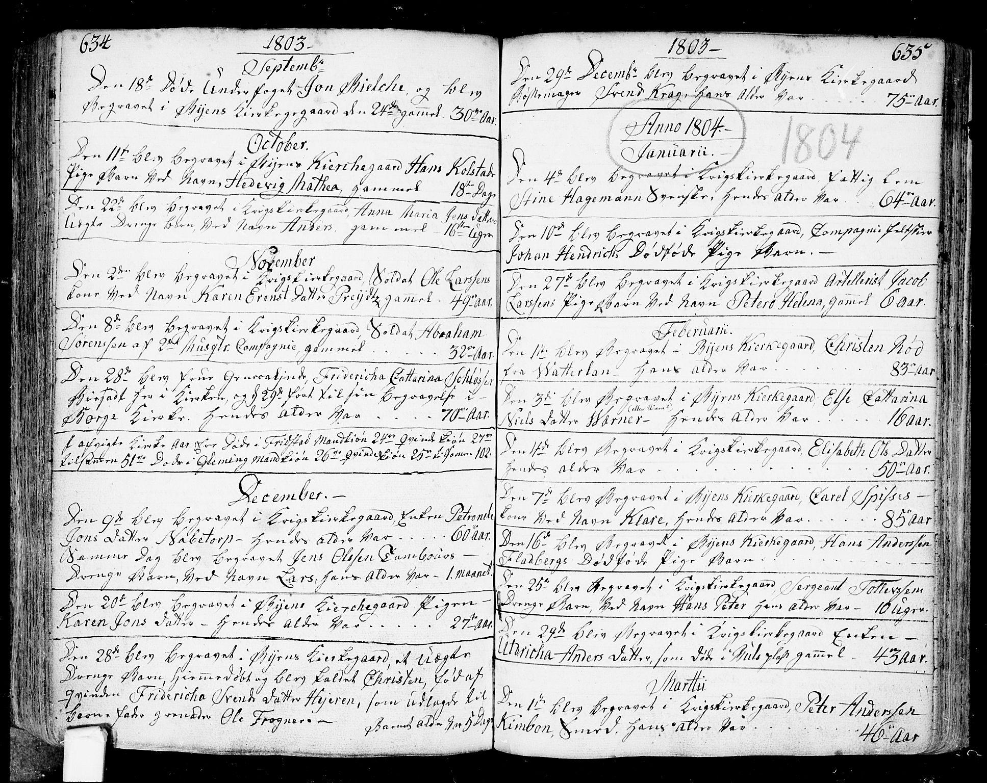 SAO, Fredrikstad prestekontor Kirkebøker, F/Fa/L0002: Ministerialbok nr. 2, 1750-1804, s. 634-635