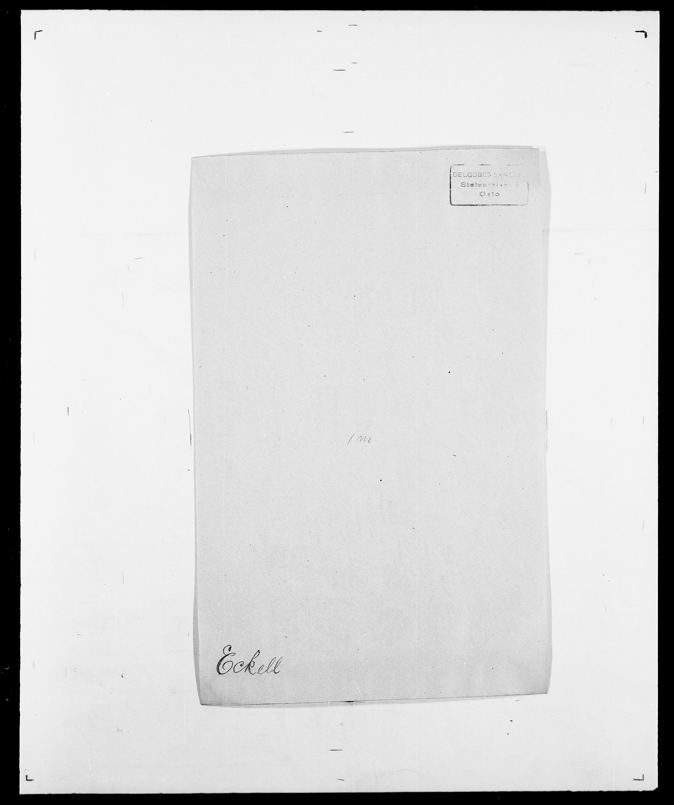 SAO, Delgobe, Charles Antoine - samling, D/Da/L0010: Dürendahl - Fagelund, s. 109
