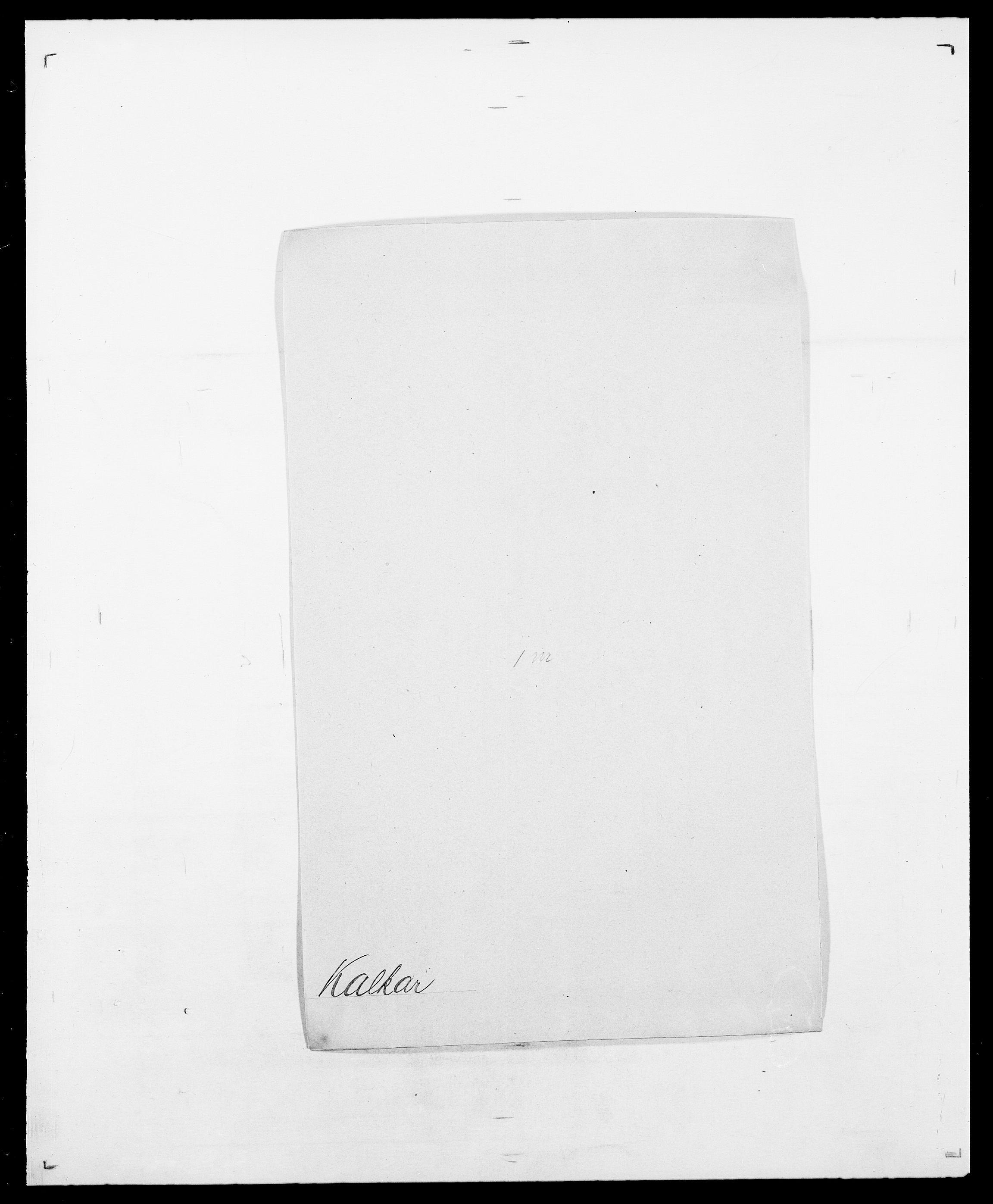 SAO, Delgobe, Charles Antoine - samling, D/Da/L0020: Irgens - Kjøsterud, s. 434