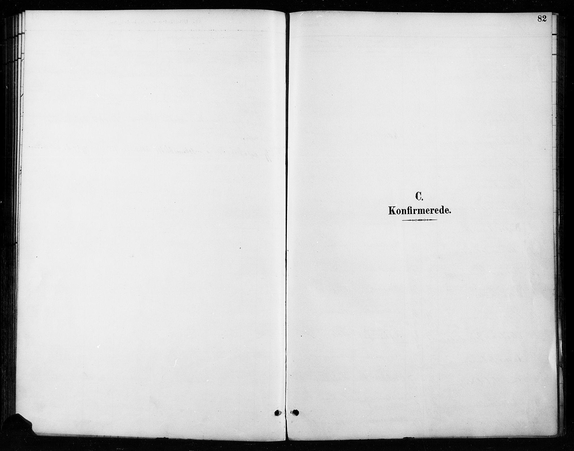 SAH, Gran prestekontor, Ministerialbok nr. 18, 1889-1899, s. 82