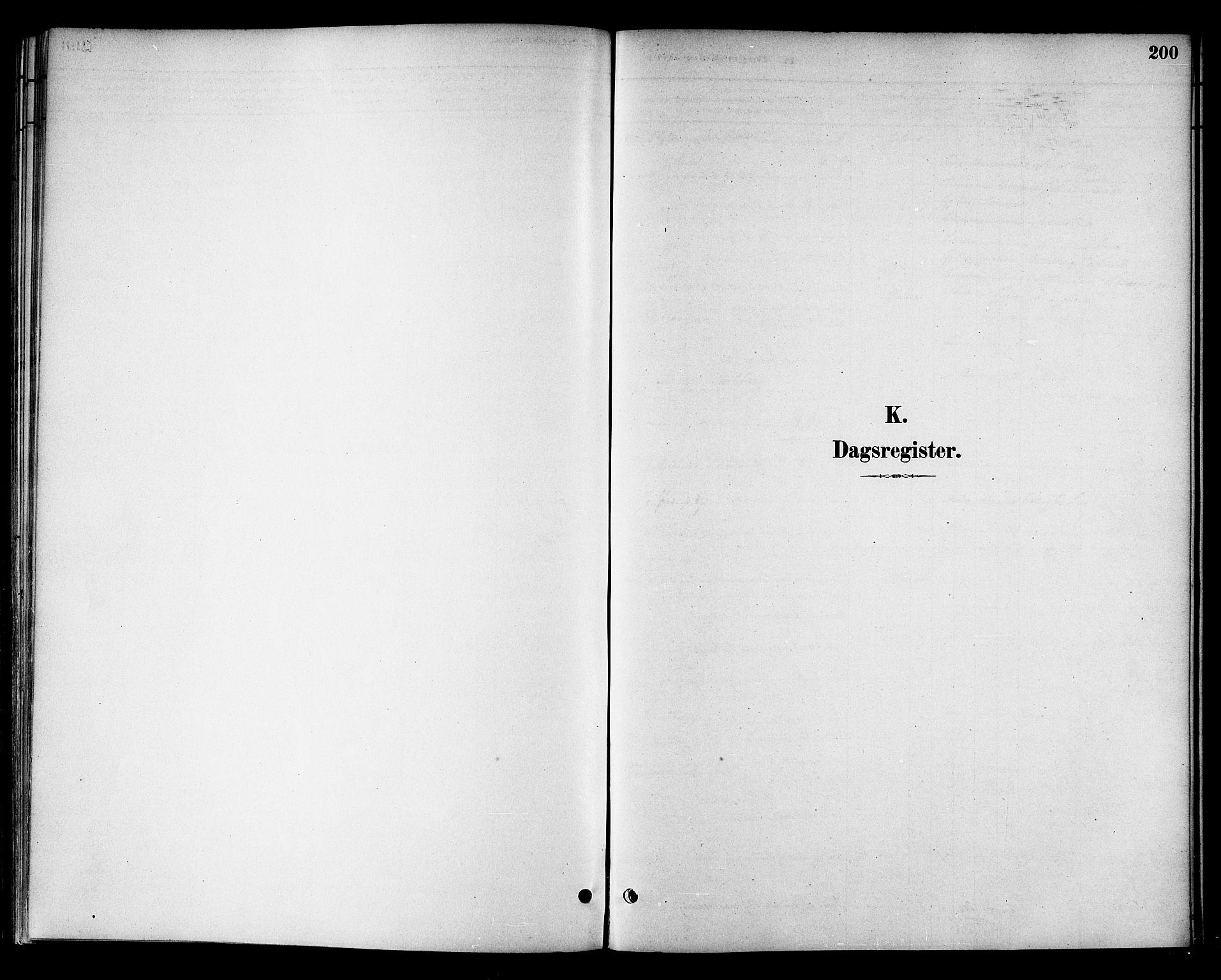 SAT, Ministerialprotokoller, klokkerbøker og fødselsregistre - Sør-Trøndelag, 654/L0663: Ministerialbok nr. 654A01, 1880-1894, s. 200