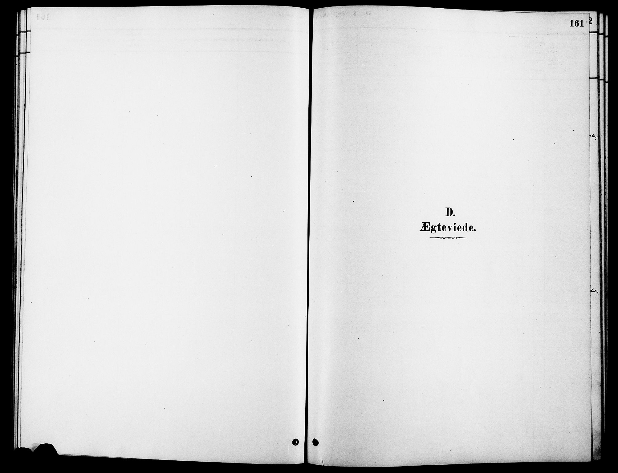 SAH, Rendalen prestekontor, H/Ha/Hab/L0003: Klokkerbok nr. 3, 1879-1904, s. 161