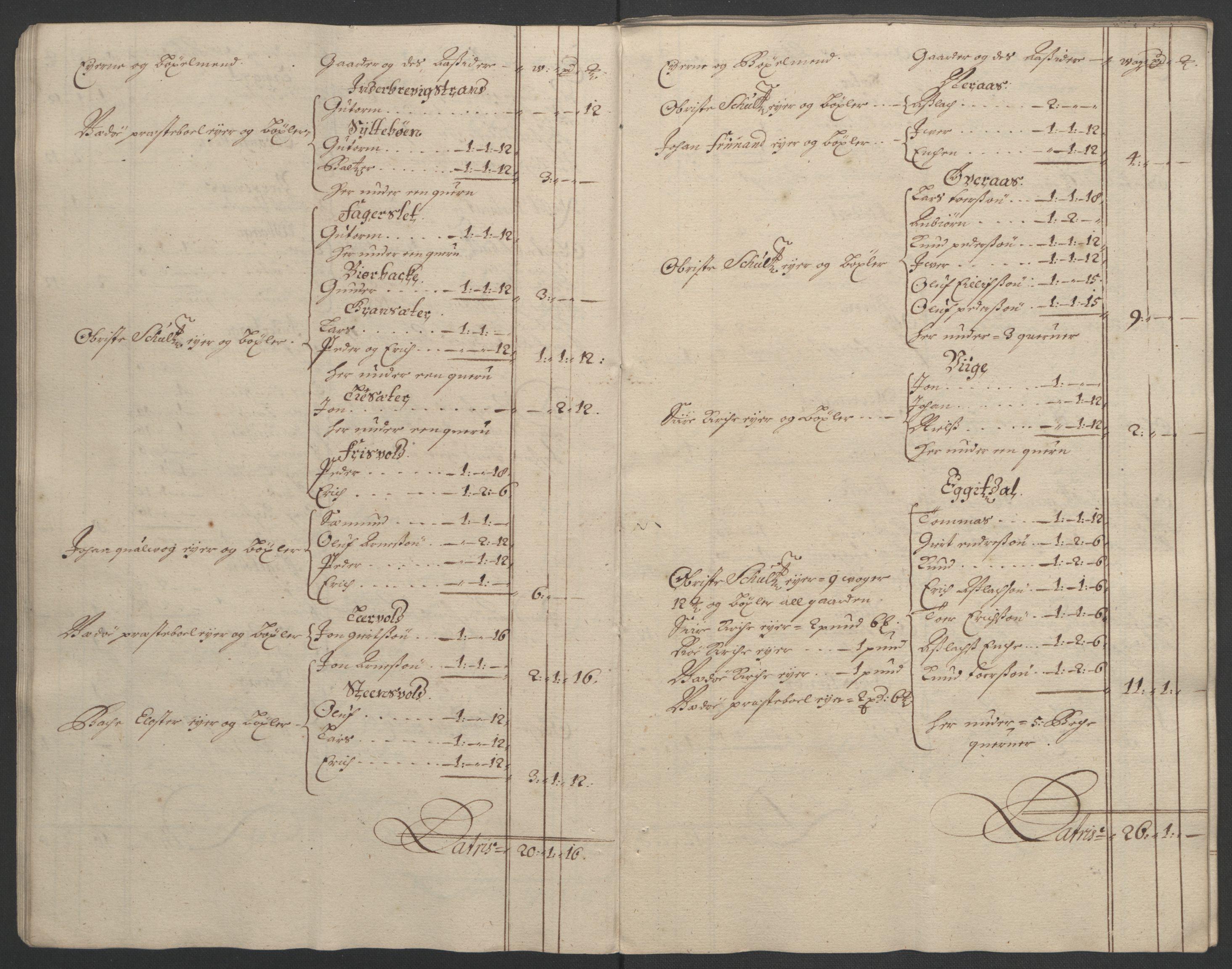 RA, Rentekammeret inntil 1814, Reviderte regnskaper, Fogderegnskap, R55/L3649: Fogderegnskap Romsdal, 1690-1691, s. 210