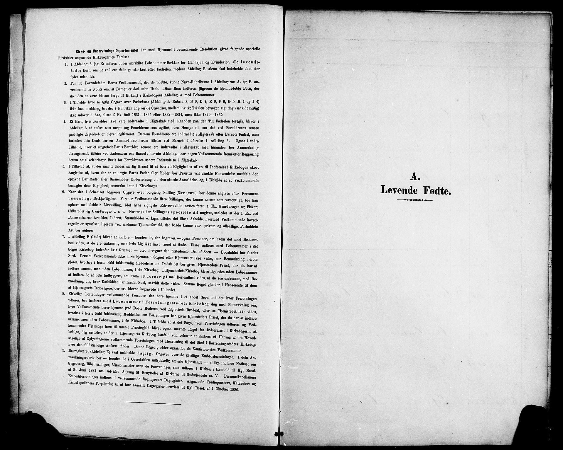 SAB, Arna Sokneprestembete, H/Ha/Hab: Klokkerbok nr. A 4, 1898-1910