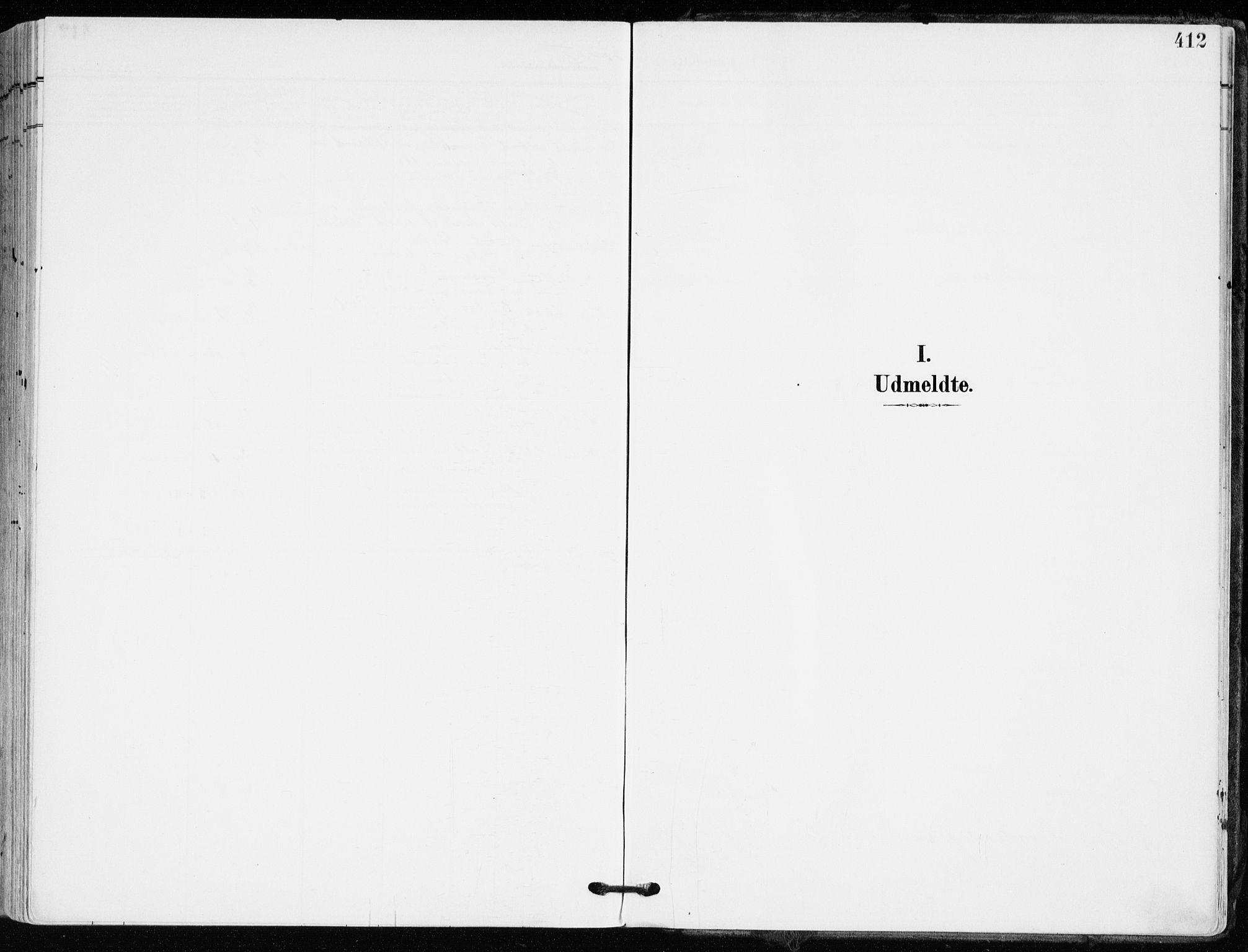 SAKO, Kongsberg kirkebøker, F/Fb/L0004: Ministerialbok nr. II 4, 1906-1918, s. 412