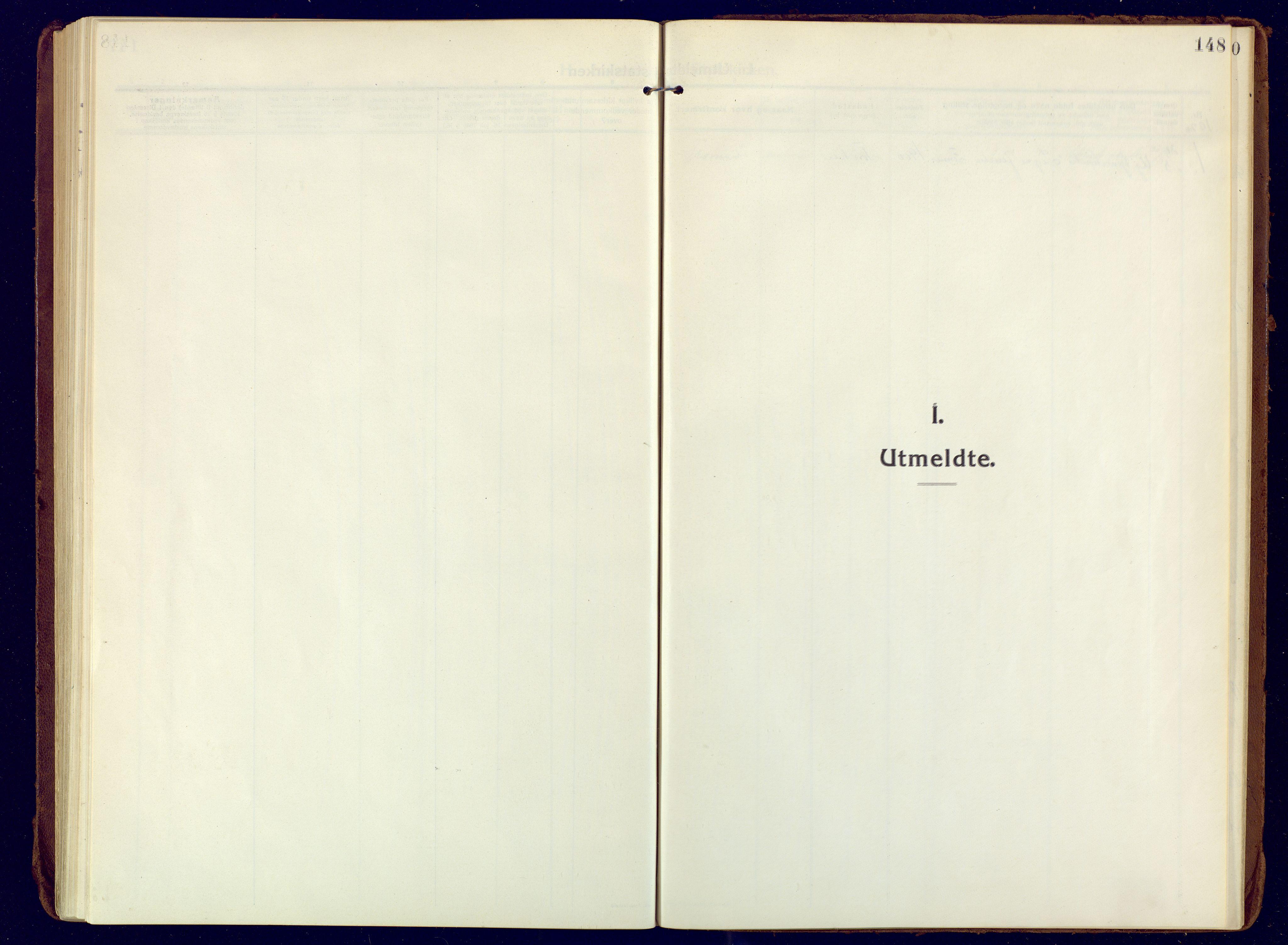 SATØ, Mefjord/Berg sokneprestkontor, G/Ga/Gaa: Ministerialbok nr. 10, 1916-1928, s. 148