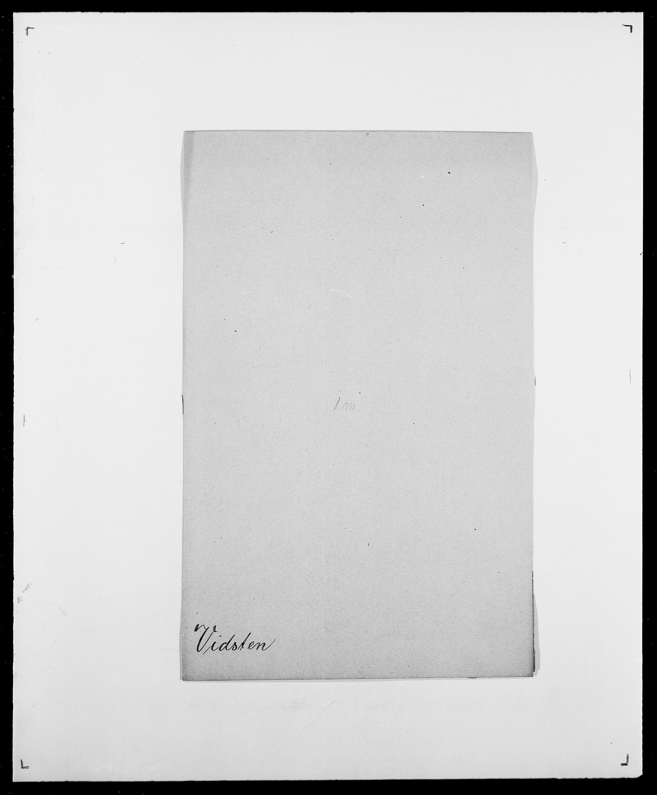 SAO, Delgobe, Charles Antoine - samling, D/Da/L0041: Vemmestad - Viker, s. 477