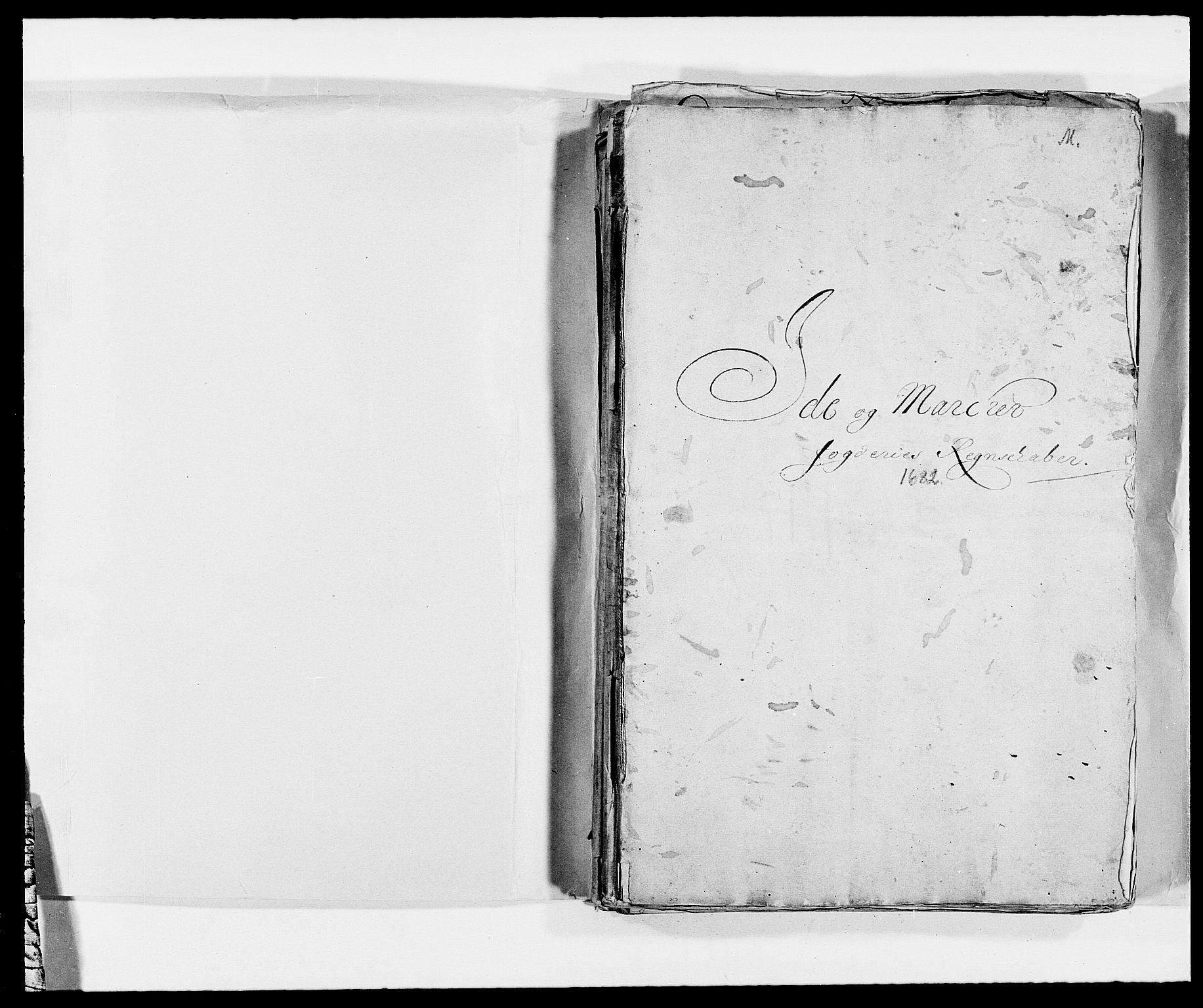 RA, Rentekammeret inntil 1814, Reviderte regnskaper, Fogderegnskap, R01/L0004: Fogderegnskap Idd og Marker , 1682-1683, s. 2
