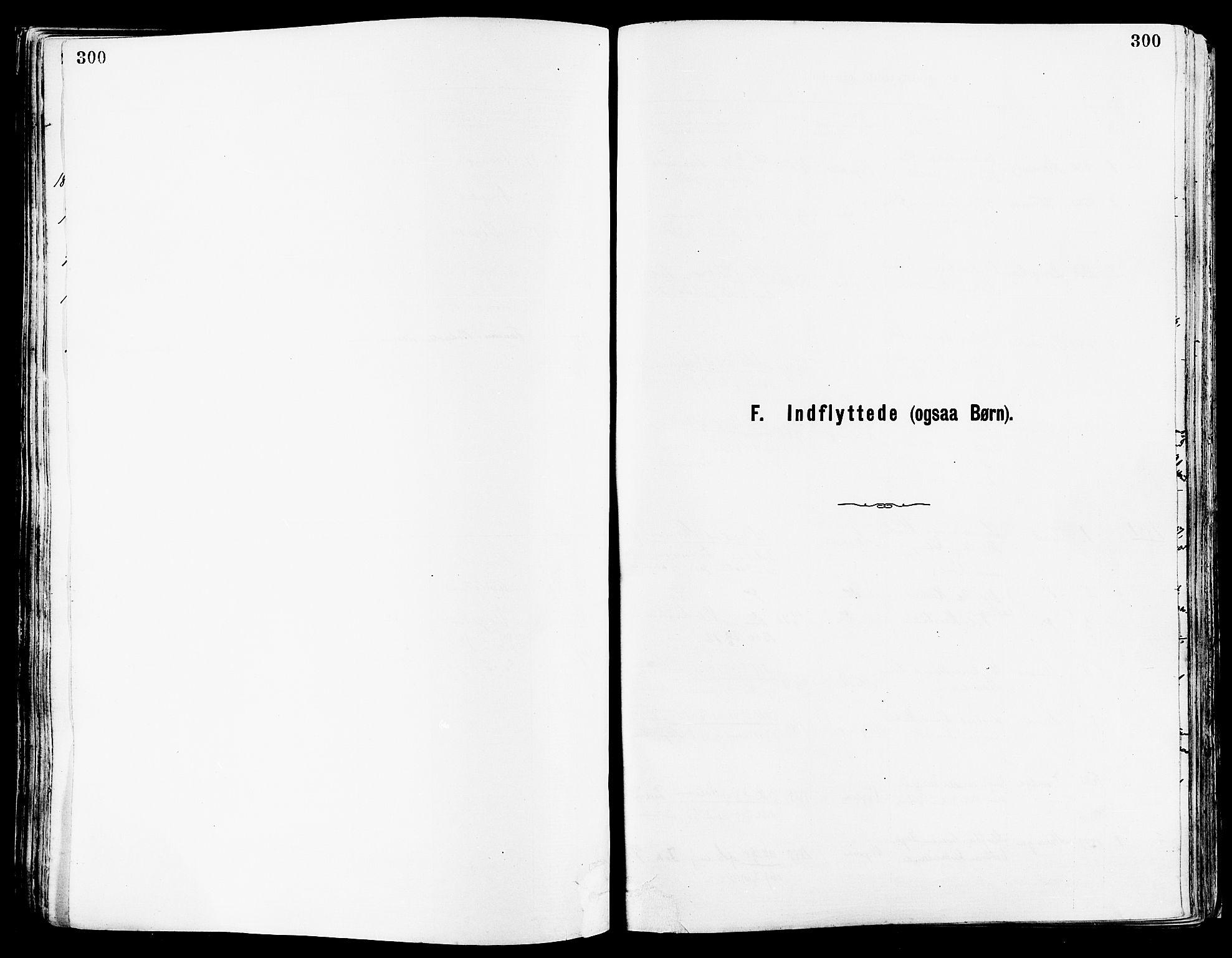 SAST, Avaldsnes sokneprestkontor, H/Ha/Haa/L0015: Ministerialbok nr. A 15, 1880-1906, s. 300