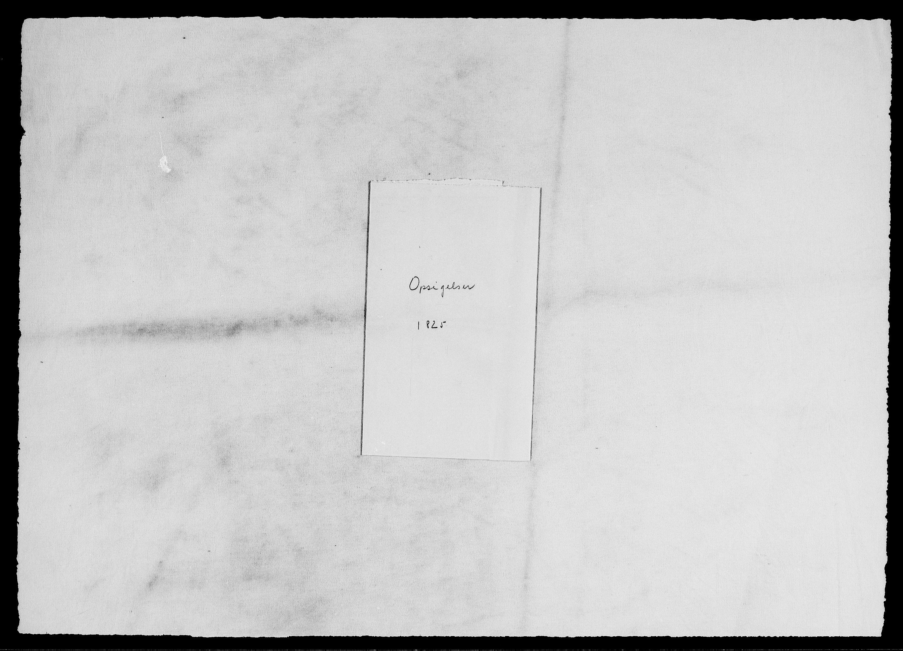 RA, Modums Blaafarveværk, G/Gg/L0371, 1822-1849, s. 2