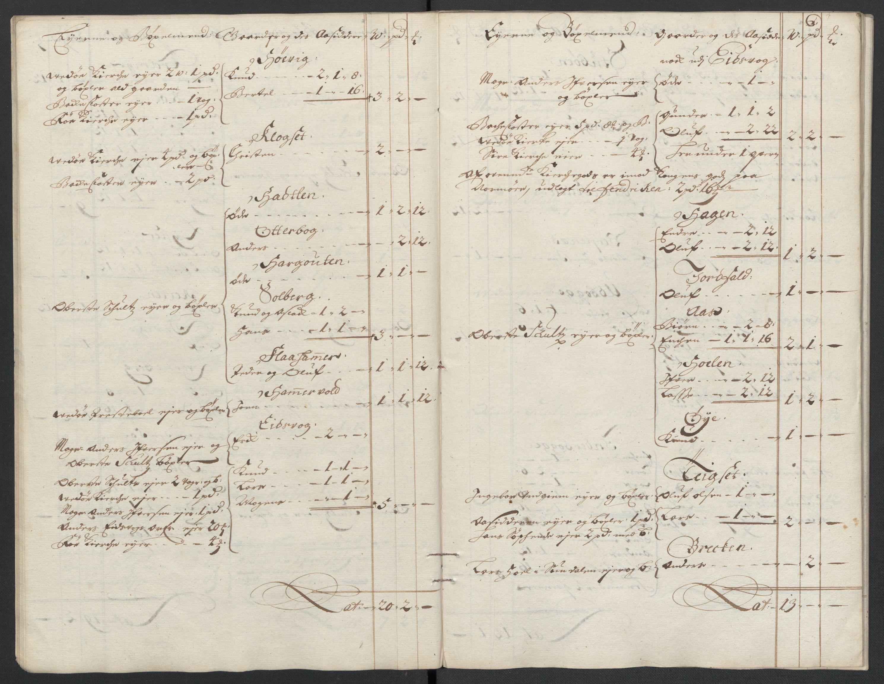 RA, Rentekammeret inntil 1814, Reviderte regnskaper, Fogderegnskap, R55/L3653: Fogderegnskap Romsdal, 1697-1698, s. 254