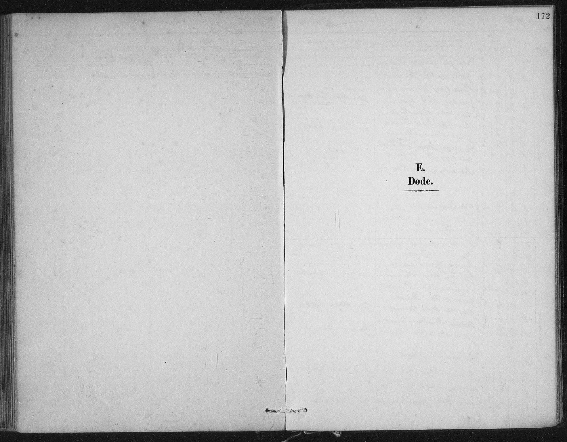 SAST, Nedstrand sokneprestkontor, IV: Ministerialbok nr. A 12, 1887-1915, s. 172
