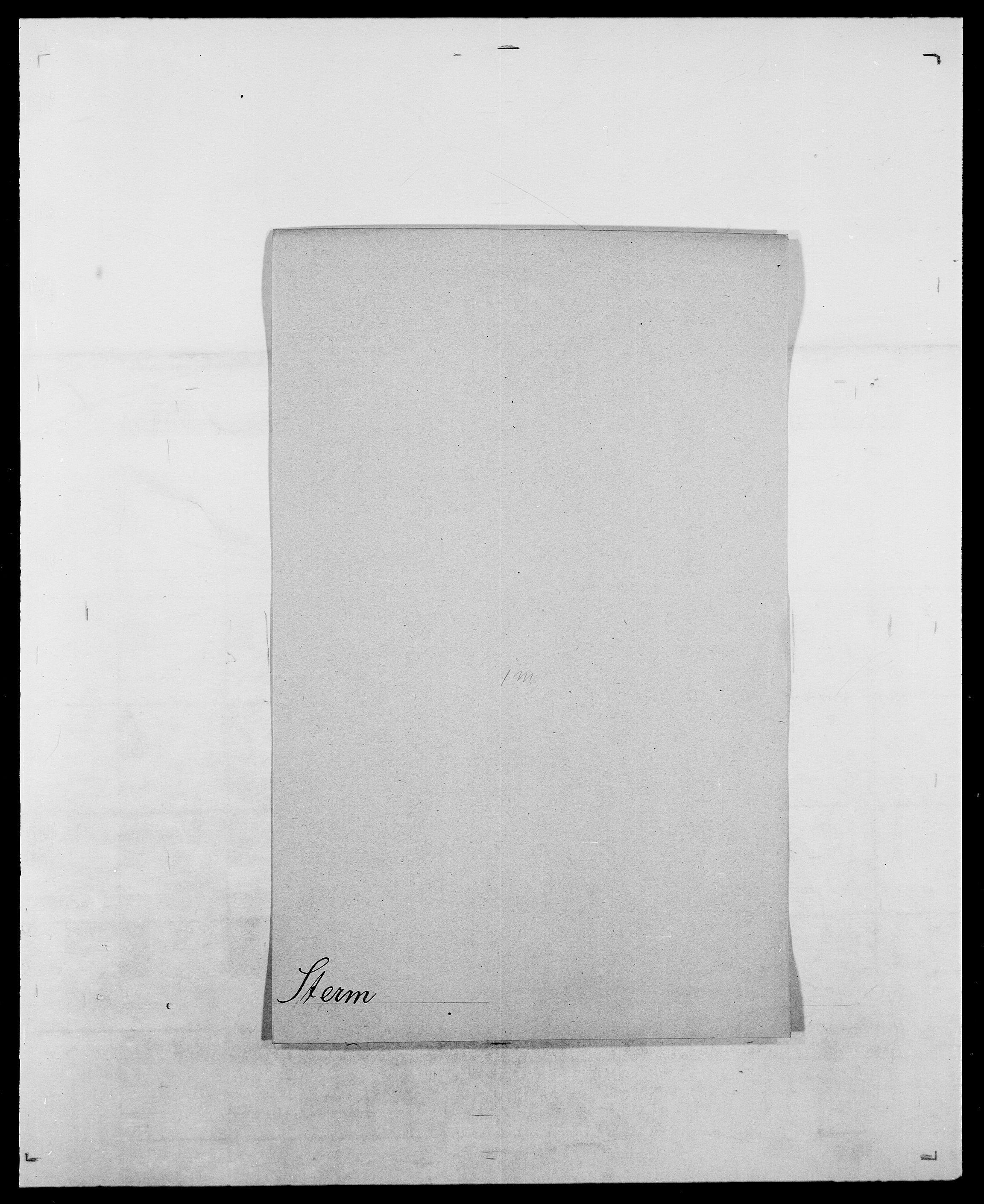 SAO, Delgobe, Charles Antoine - samling, D/Da/L0037: Steen, Sthen, Stein - Svare, Svanige, Svanne, se også Svanning og Schwane, s. 362