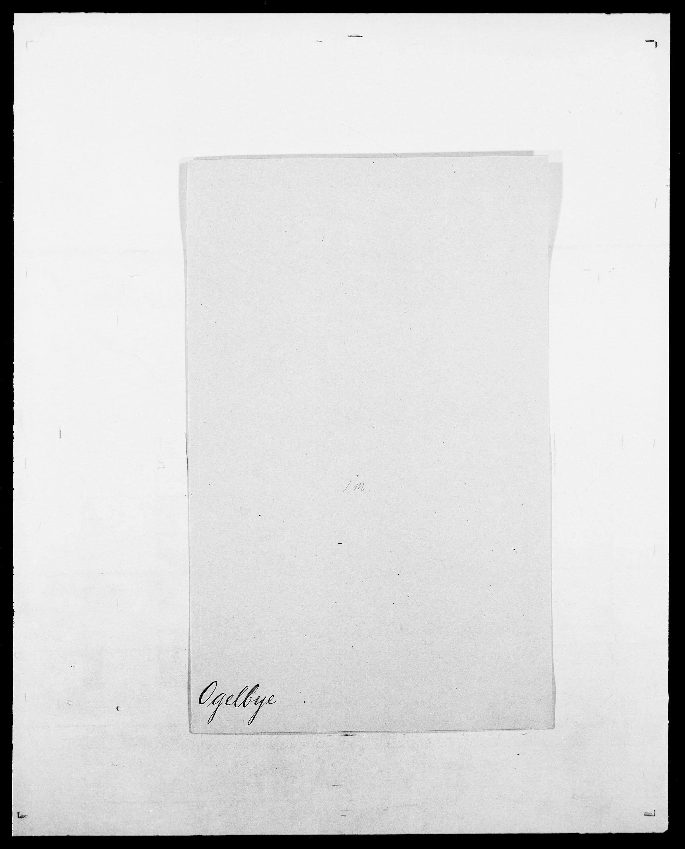 SAO, Delgobe, Charles Antoine - samling, D/Da/L0029: Obel - Oxholm, s. 53