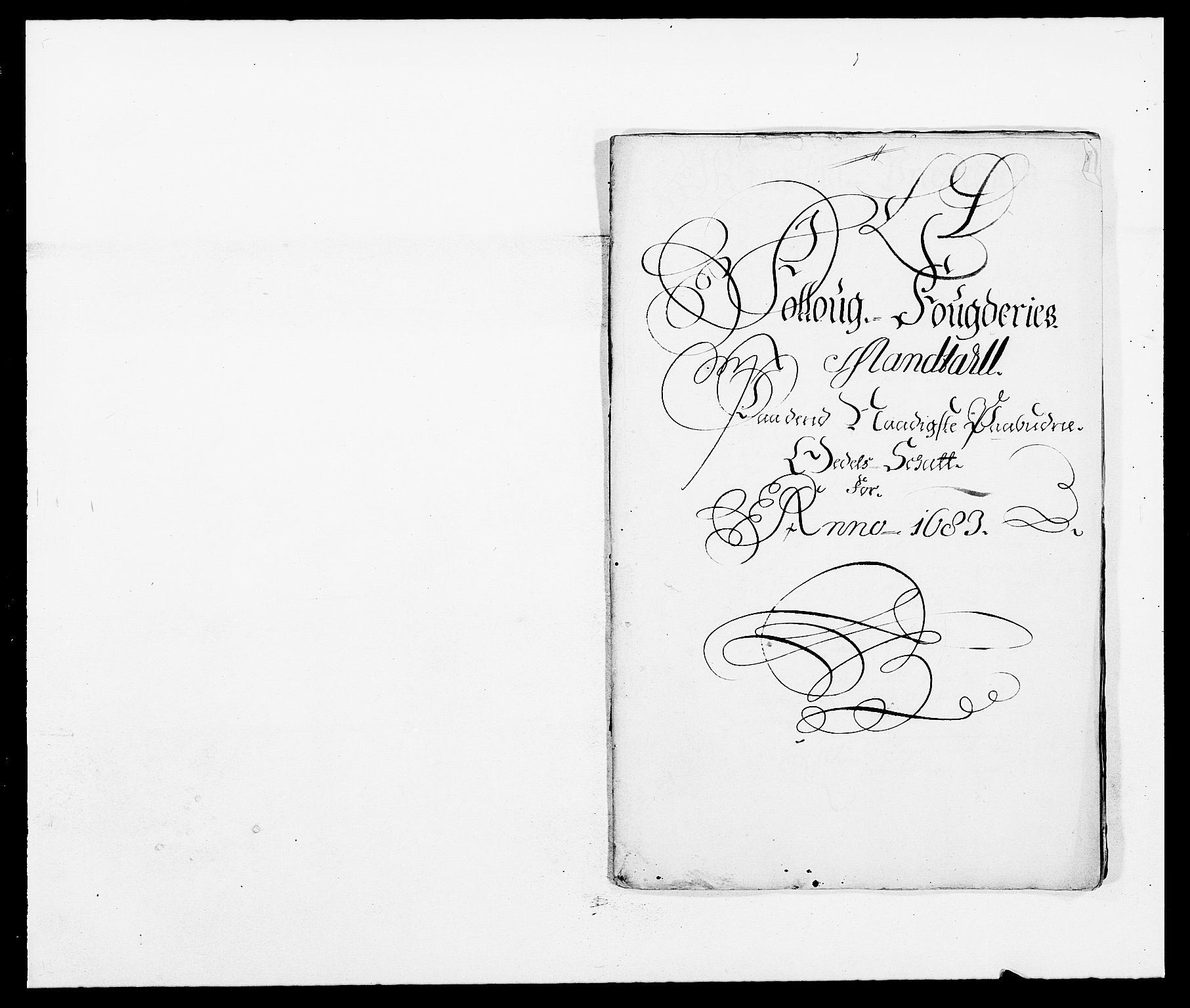 RA, Rentekammeret inntil 1814, Reviderte regnskaper, Fogderegnskap, R09/L0430: Fogderegnskap Follo, 1682-1683, s. 393