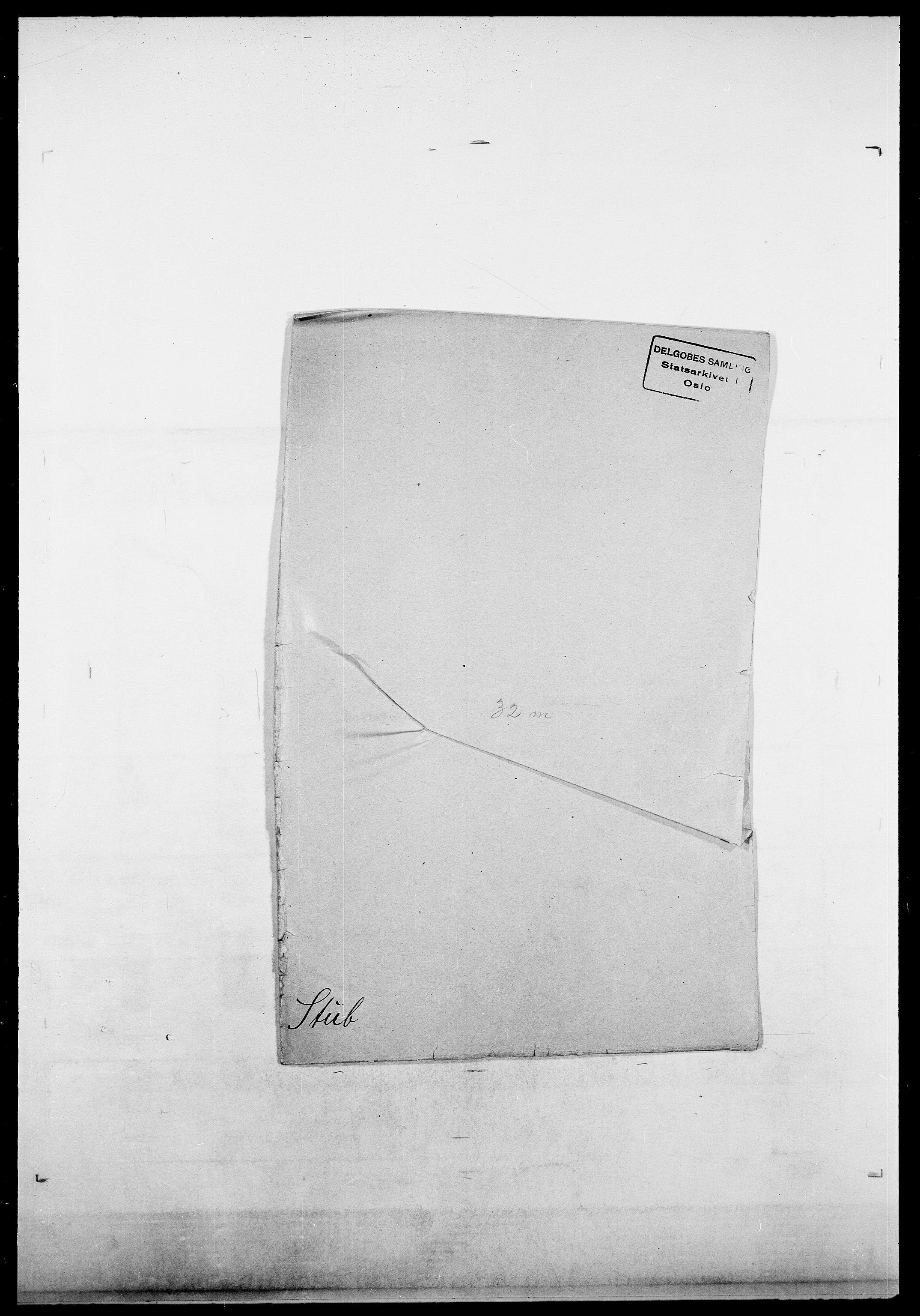 SAO, Delgobe, Charles Antoine - samling, D/Da/L0037: Steen, Sthen, Stein - Svare, Svanige, Svanne, se også Svanning og Schwane, s. 732