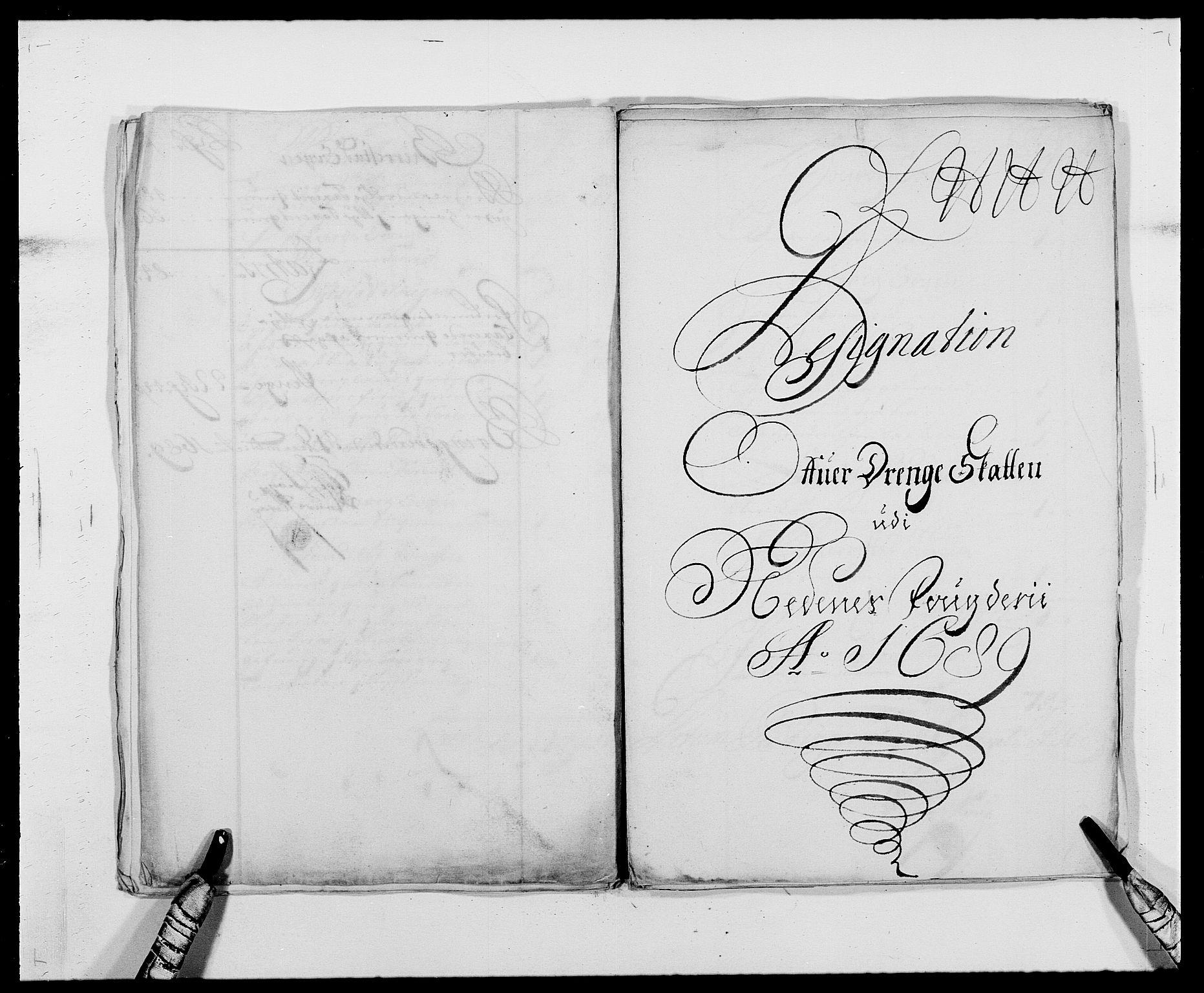 RA, Rentekammeret inntil 1814, Reviderte regnskaper, Fogderegnskap, R39/L2309: Fogderegnskap Nedenes, 1684-1689, s. 339