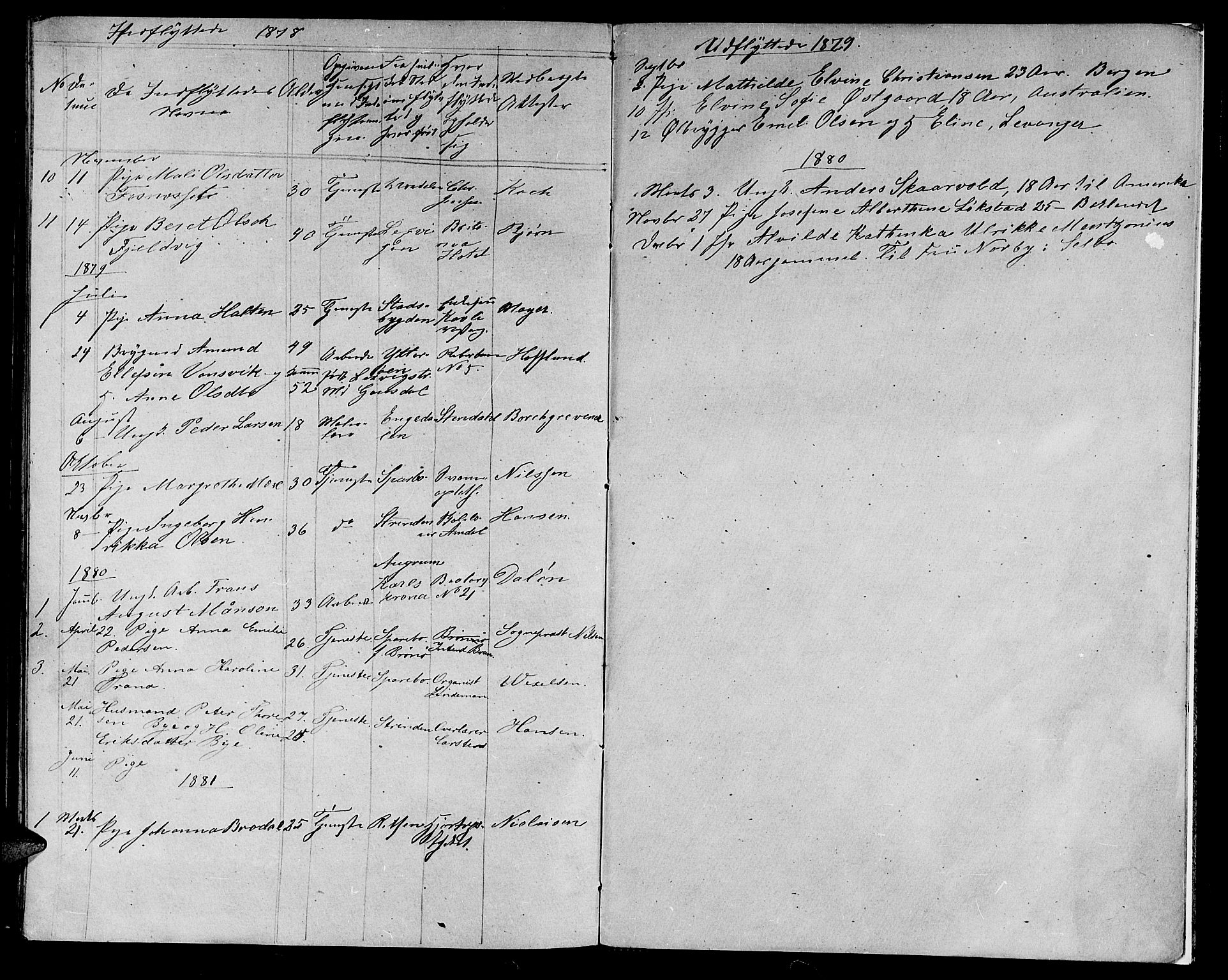 SAT, Ministerialprotokoller, klokkerbøker og fødselsregistre - Sør-Trøndelag, 601/L0086: Klokkerbok nr. 601C04, 1846-1881