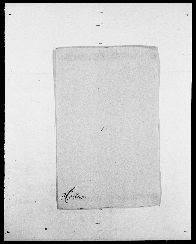 SAO, Delgobe, Charles Antoine - samling, D/Da/L0018: Hoch - Howert, s. 818