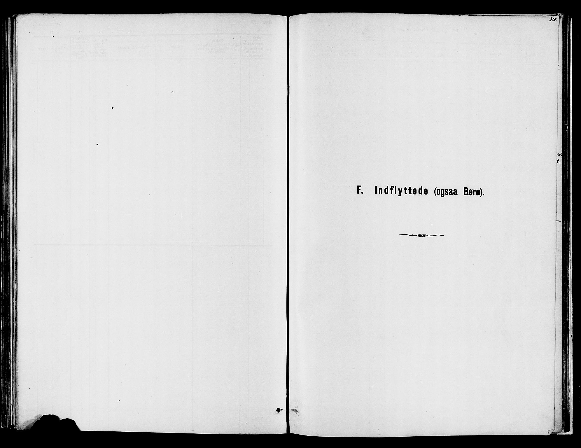 SAH, Vardal prestekontor, H/Ha/Haa/L0008: Ministerialbok nr. 8, 1878-1890, s. 320