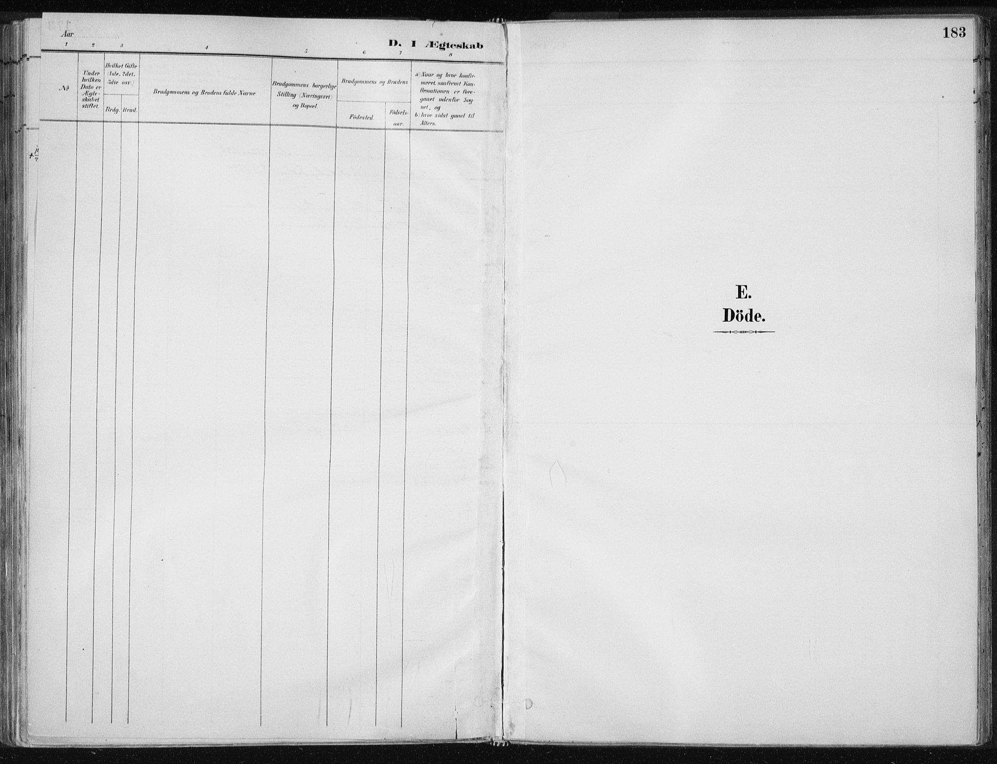 SAT, Ministerialprotokoller, klokkerbøker og fødselsregistre - Nord-Trøndelag, 701/L0010: Ministerialbok nr. 701A10, 1883-1899, s. 183