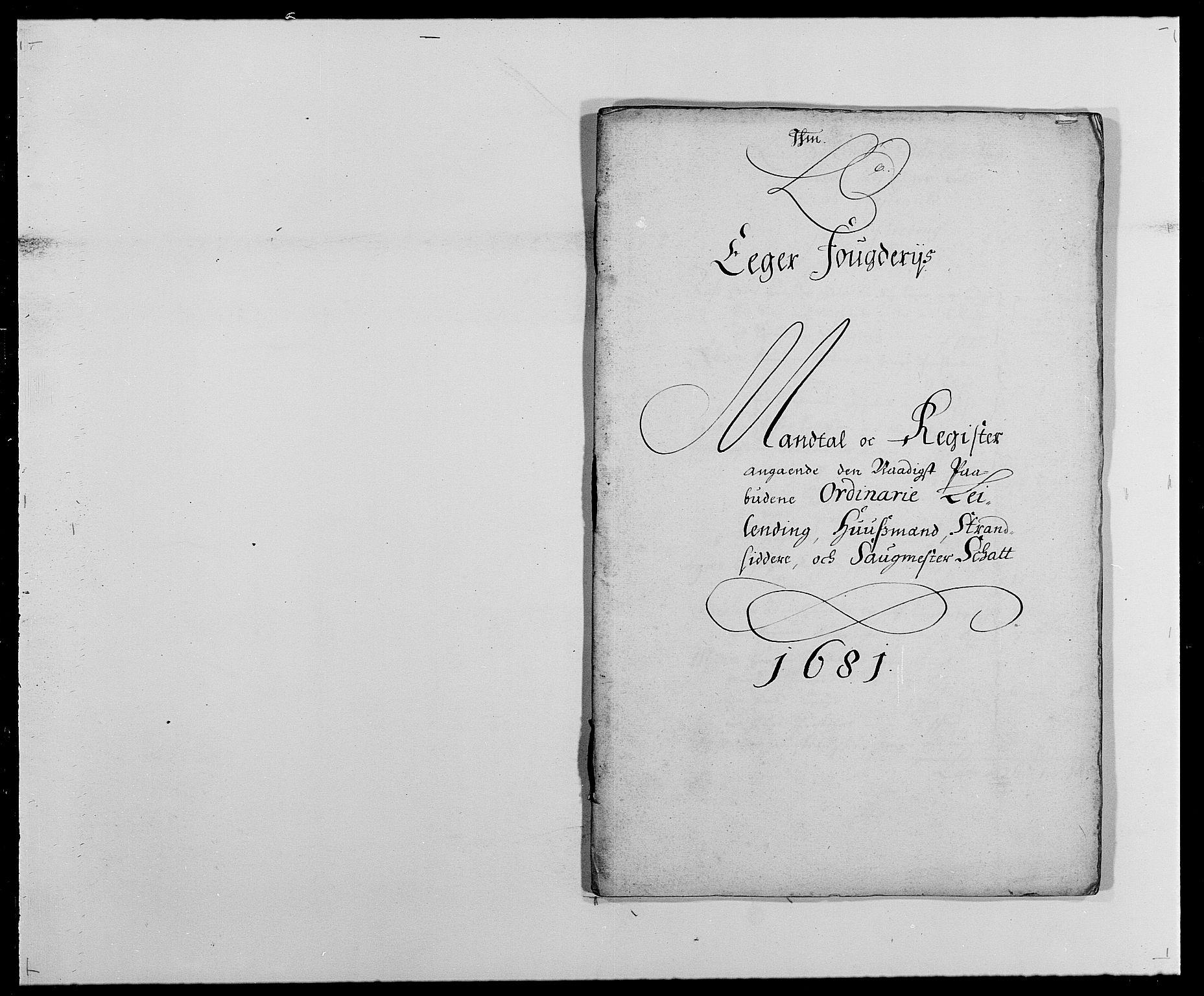 RA, Rentekammeret inntil 1814, Reviderte regnskaper, Fogderegnskap, R26/L1684: Fogderegnskap Eiker, 1679-1686, s. 193