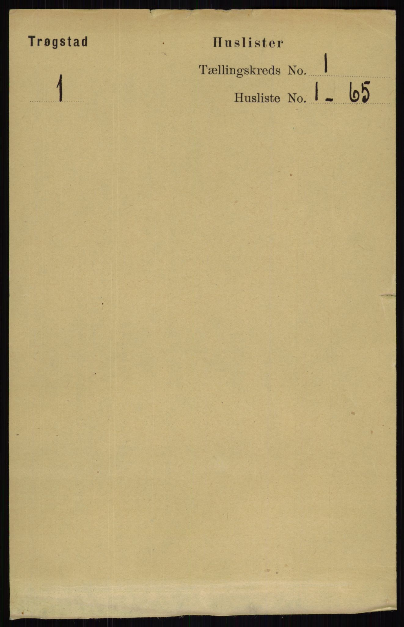 RA, Folketelling 1891 for 0122 Trøgstad herred, 1891, s. 28