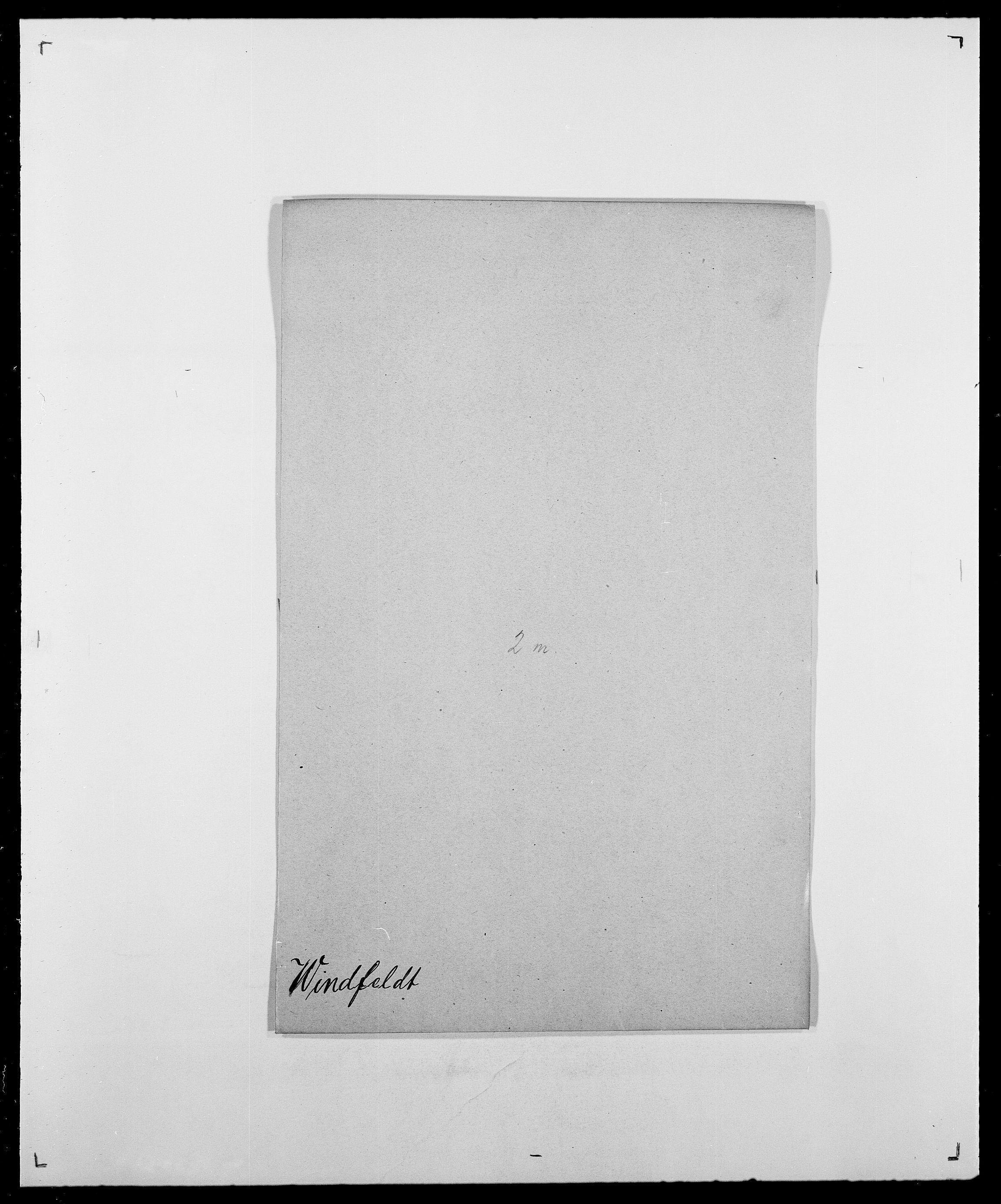 SAO, Delgobe, Charles Antoine - samling, D/Da/L0042: Vilain - Wulf, Wulff, se også Wolf, s. 151