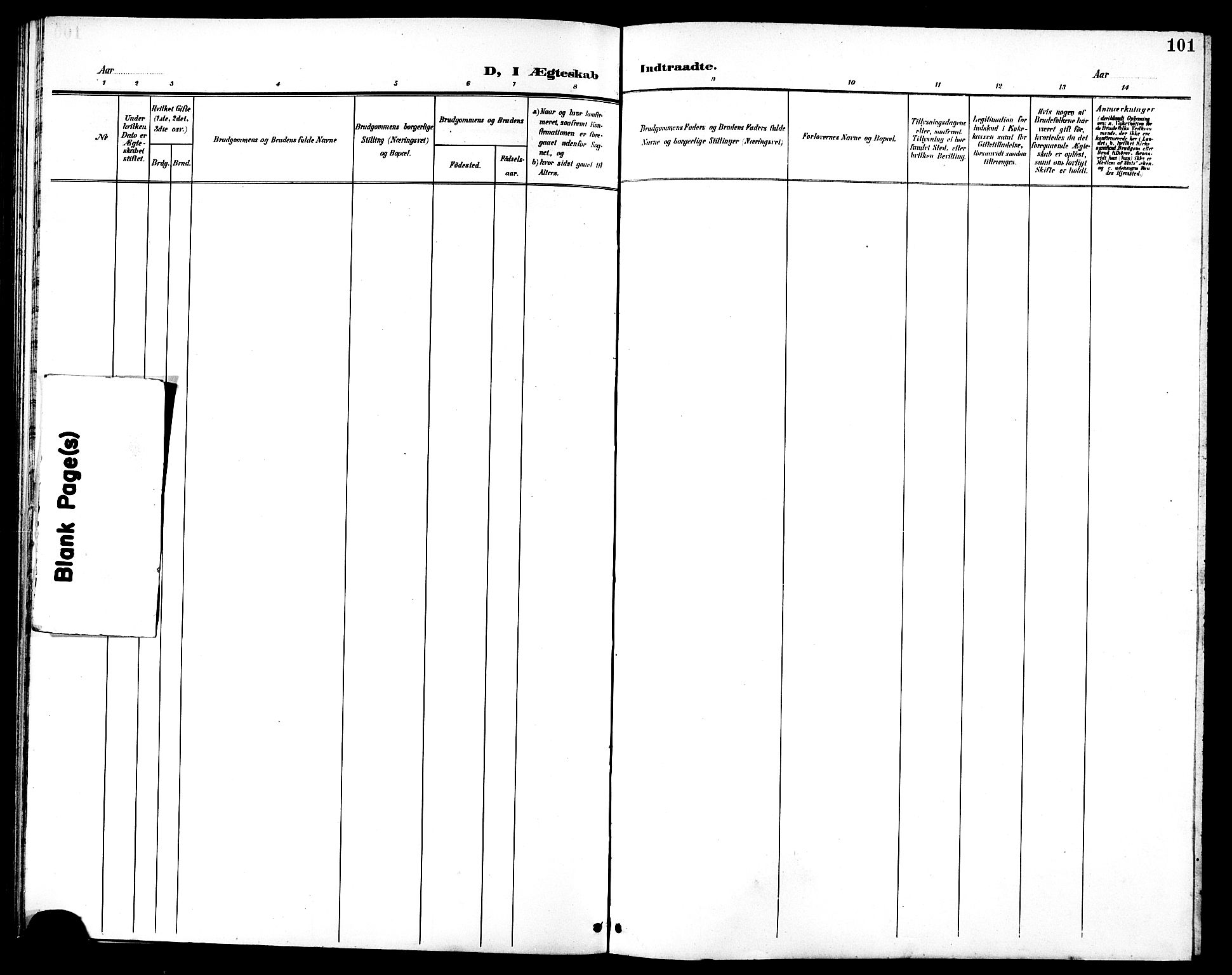 SAT, Ministerialprotokoller, klokkerbøker og fødselsregistre - Sør-Trøndelag, 602/L0145: Klokkerbok nr. 602C13, 1902-1919, s. 101