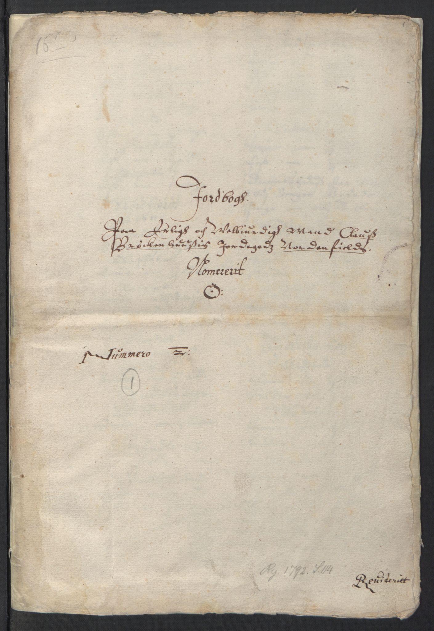 RA, Stattholderembetet 1572-1771, Ek/L0007: Jordebøker til utlikning av rosstjeneste 1624-1626:, 1624-1625, s. 87