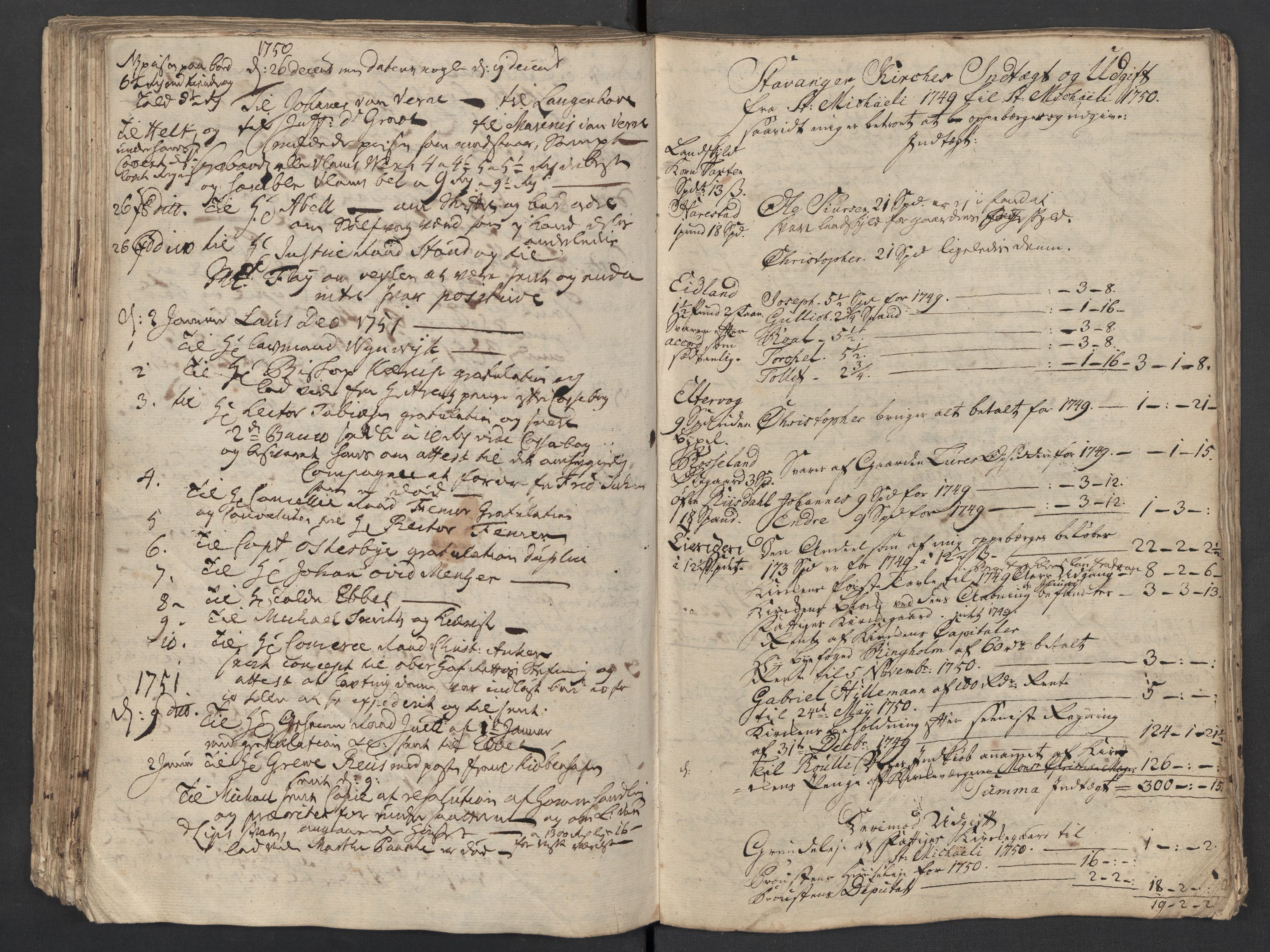 SAST, Pa 0119 - Smith, Lauritz Andersen og Lauritz Lauritzen, O/L0001: Kopibøker m.m., 1746-1755, s. 122
