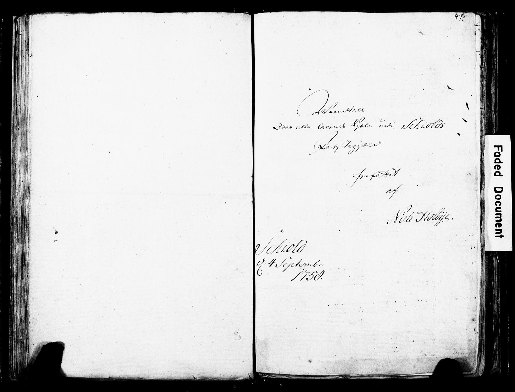 SAST, Fylkesmannen i Rogaland, 3/325/325CA/L0016: SJELEREGISTER RYFYLKE PRESTEGJELD, 1758, s. 47