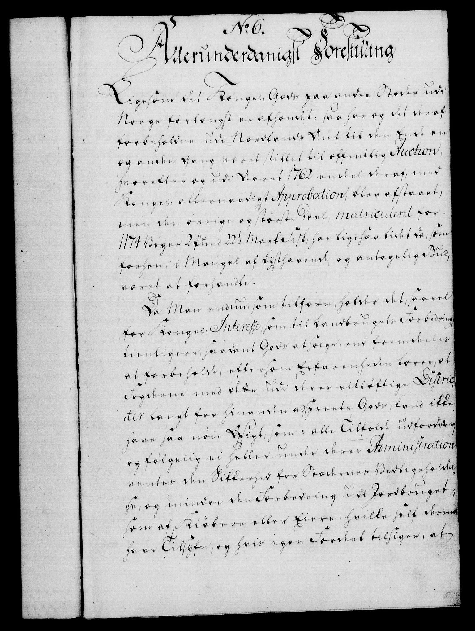RA, Rentekammeret, Kammerkanselliet, G/Gf/Gfa/L0053: Norsk relasjons- og resolusjonsprotokoll (merket RK 52.53), 1771, s. 47
