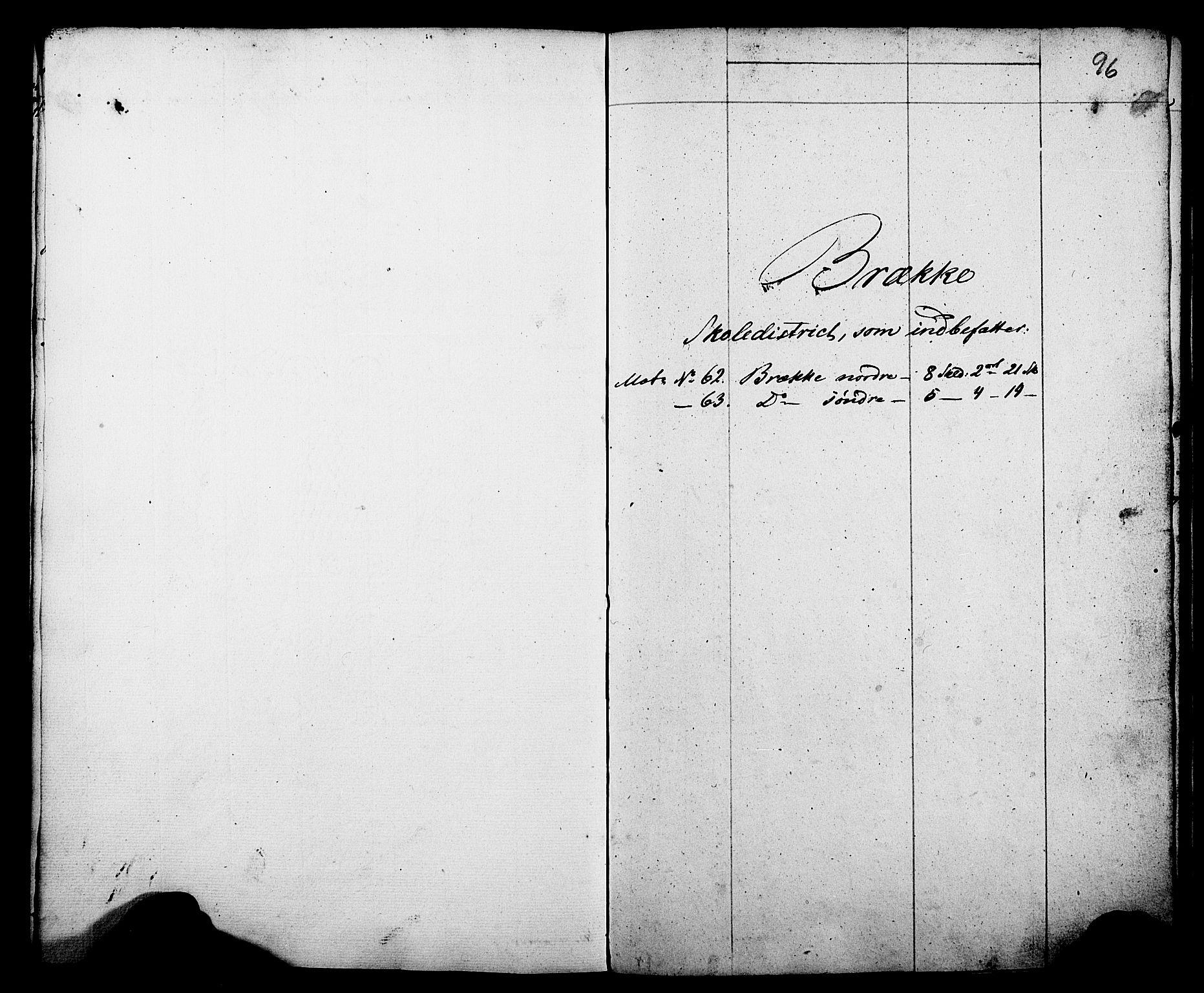 Folketelling 1845 for 0812P Gjerpen prestegjeld, 1845, s. 96