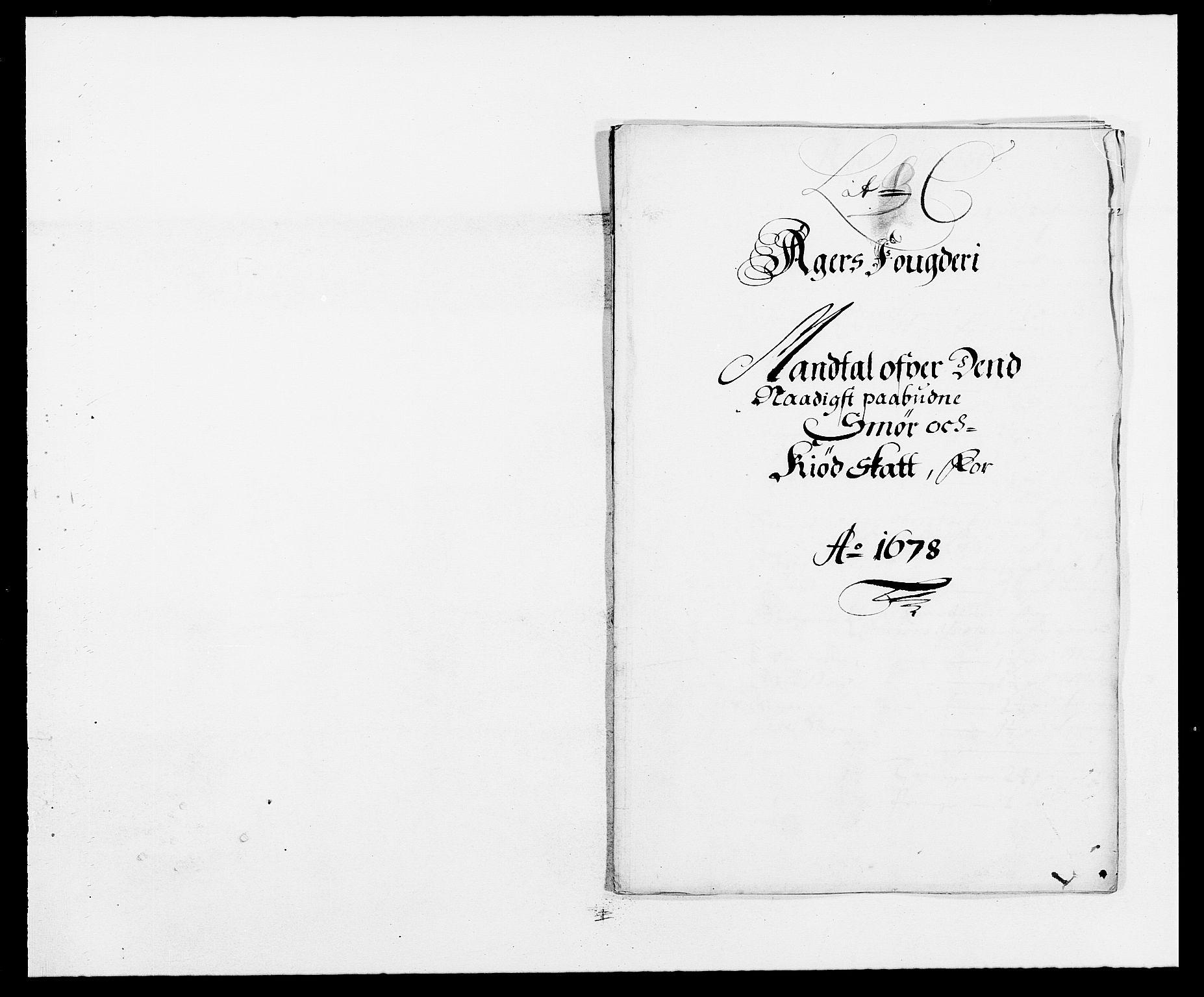 RA, Rentekammeret inntil 1814, Reviderte regnskaper, Fogderegnskap, R08/L0416: Fogderegnskap Aker, 1678-1681, s. 235