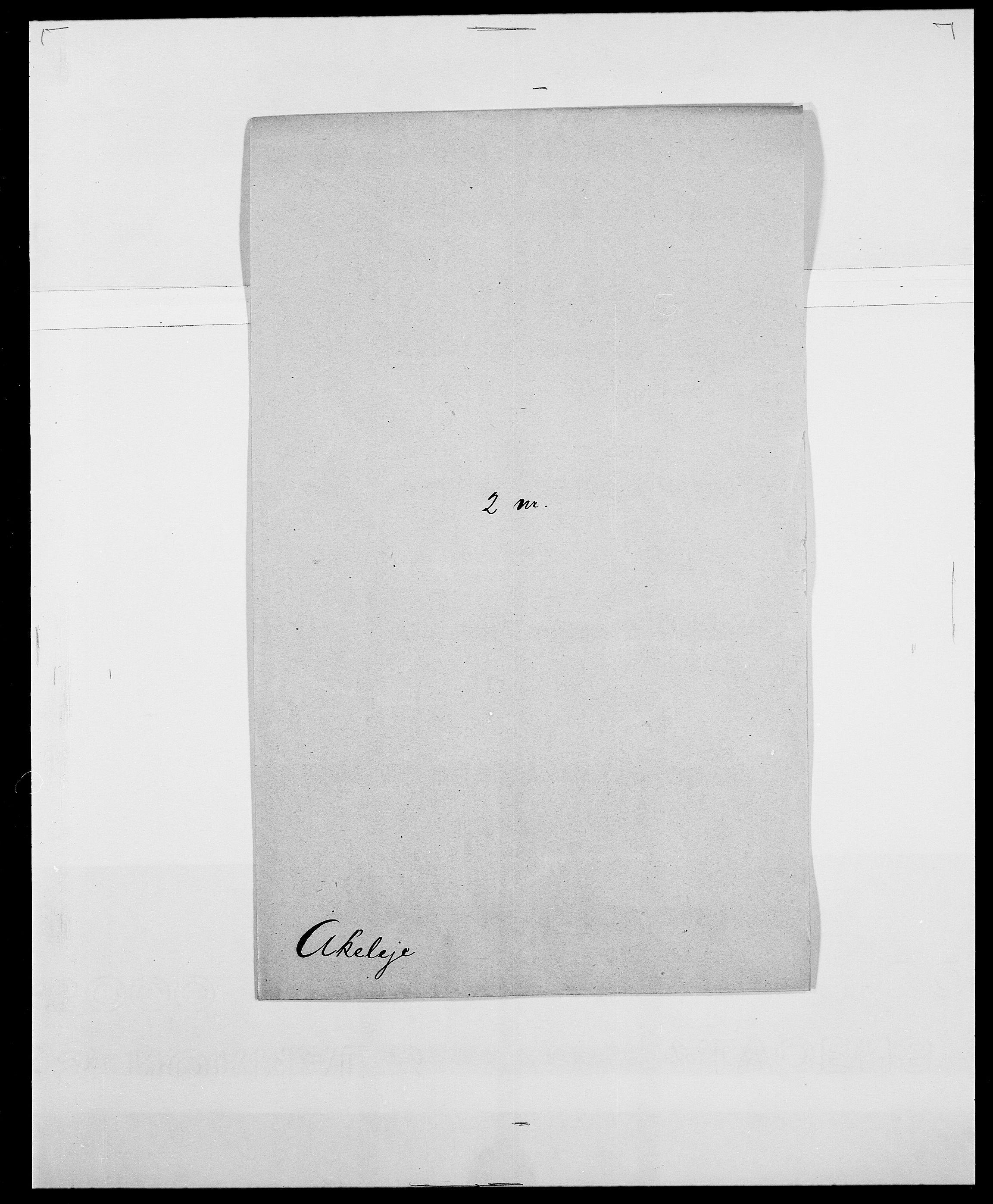 SAO, Delgobe, Charles Antoine - samling, D/Da/L0001: Aabye - Angerman, s. 346