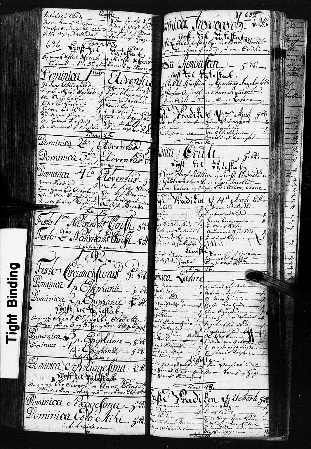 SAH, Fåberg prestekontor, Klokkerbok nr. 3, 1768-1796, s. 636-637