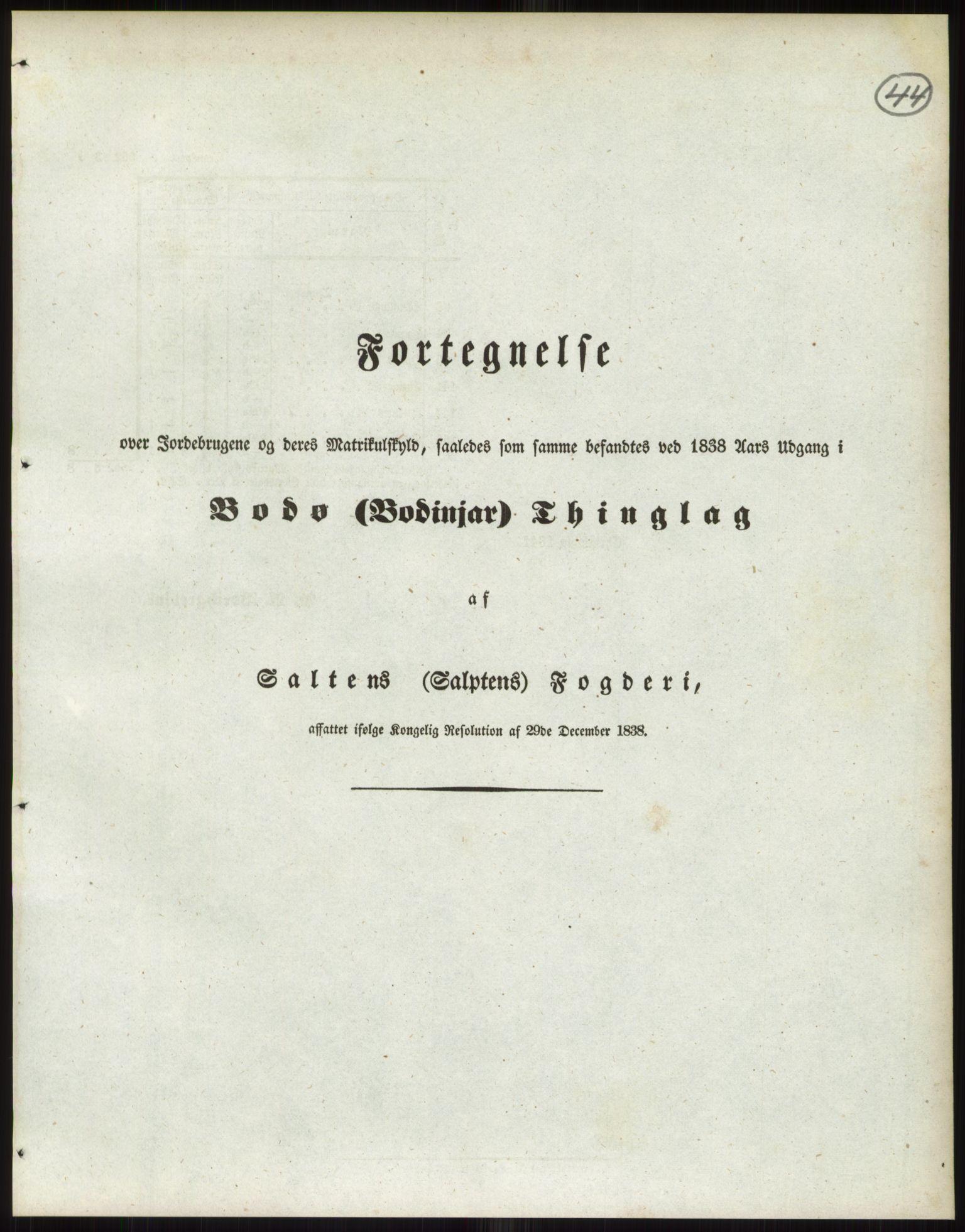 RA, 1838-matrikkelen (publikasjon)*, 1838, s. 44