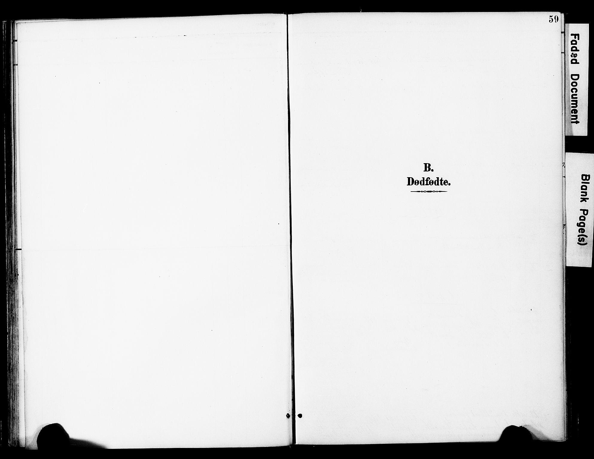 SAT, Ministerialprotokoller, klokkerbøker og fødselsregistre - Nord-Trøndelag, 742/L0409: Ministerialbok nr. 742A02, 1891-1905, s. 59